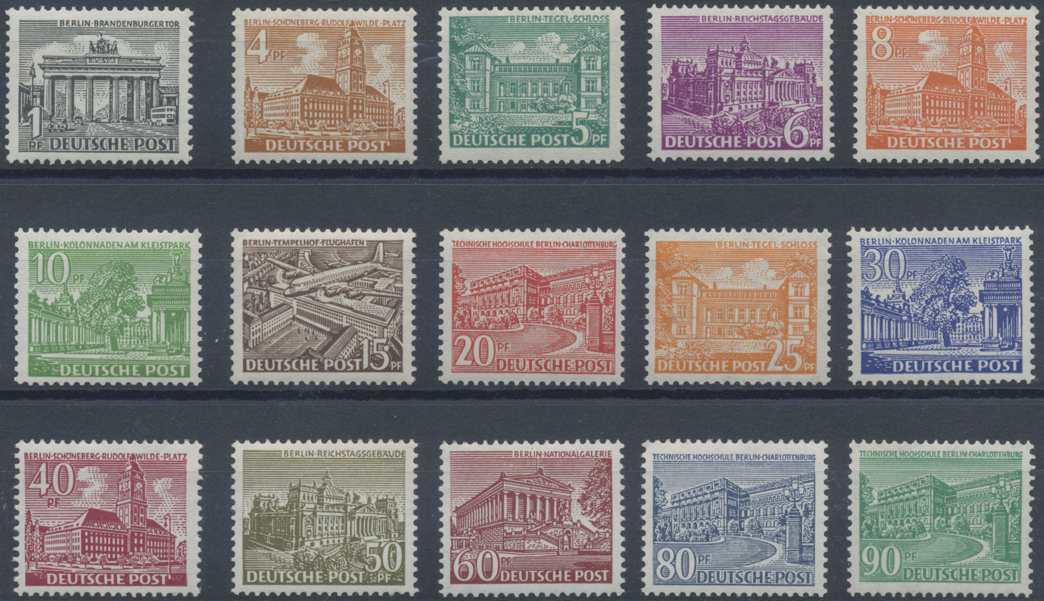 Lot 37463 - berlin  -  Auktionshaus Christoph Gärtner GmbH & Co. KG Sale #44 Collections Germany