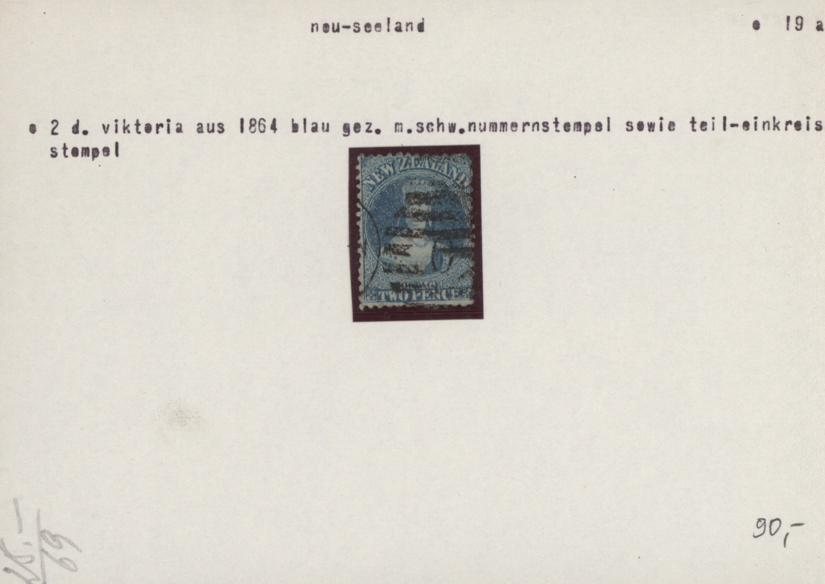 Lot 26110 - nachlässe  -  Auktionshaus Christoph Gärtner GmbH & Co. KG Sale #46 Gollcetions Germany - including the suplement