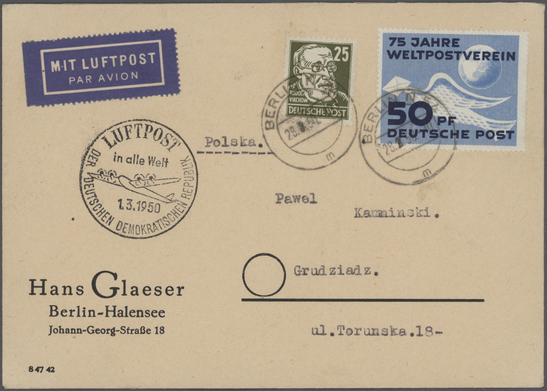 Lot 34205 - nachlässe  -  Auktionshaus Christoph Gärtner GmbH & Co. KG Sale #44 Collections Germany