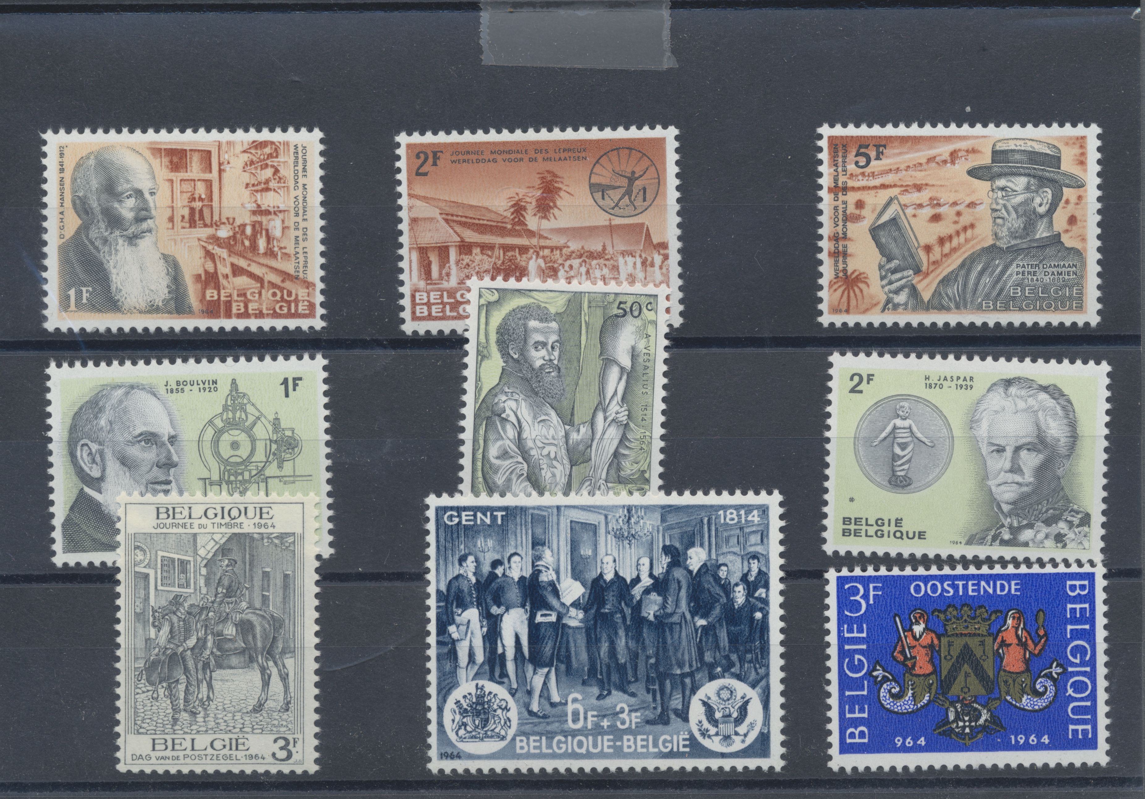 Lot 25493 - belgien  -  Auktionshaus Christoph Gärtner GmbH & Co. KG 50th Auction Anniversary Auction - Day 6