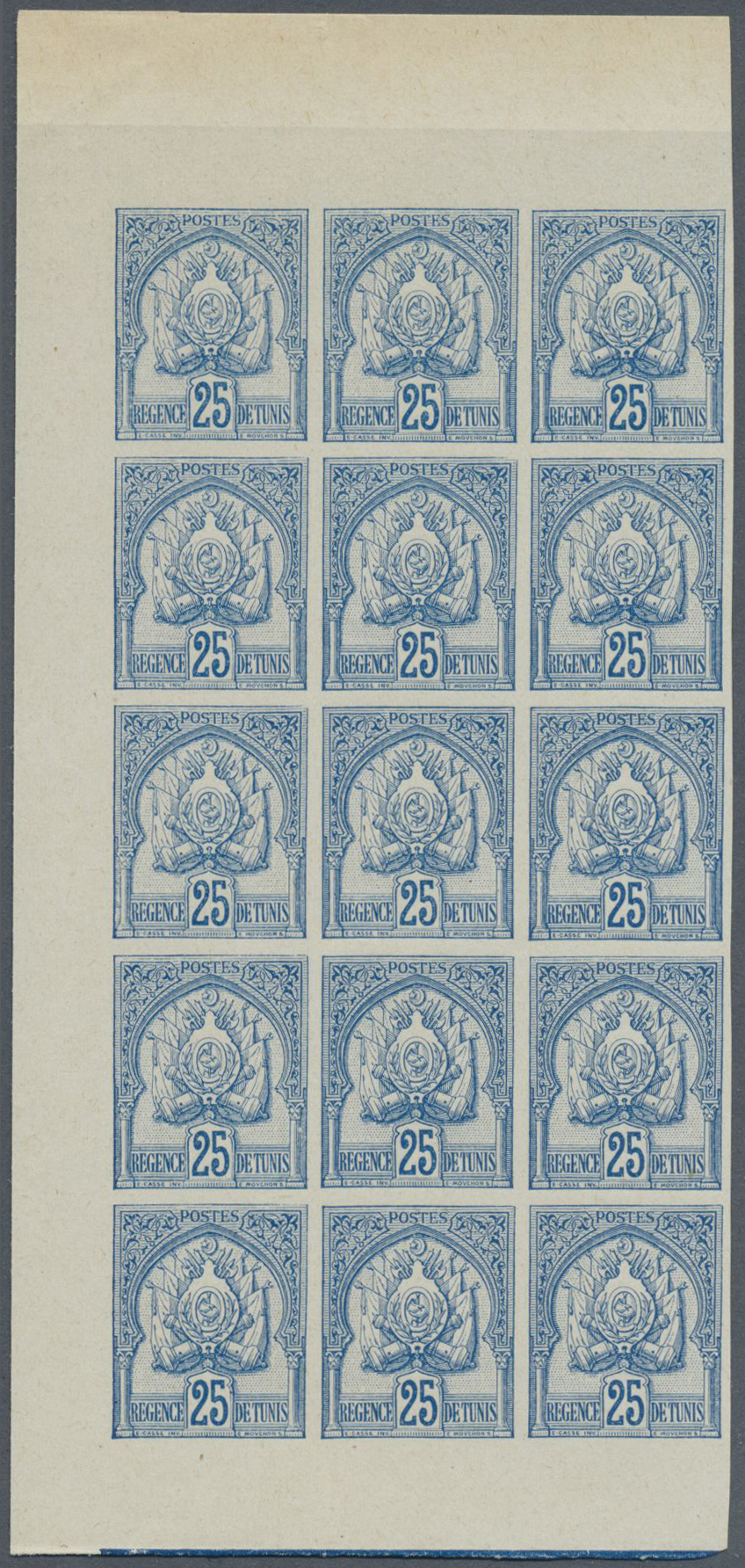 Lot 29560 - tunesien  -  Auktionshaus Christoph Gärtner GmbH & Co. KG Auction #40 Collections Germany, Wunderkartons