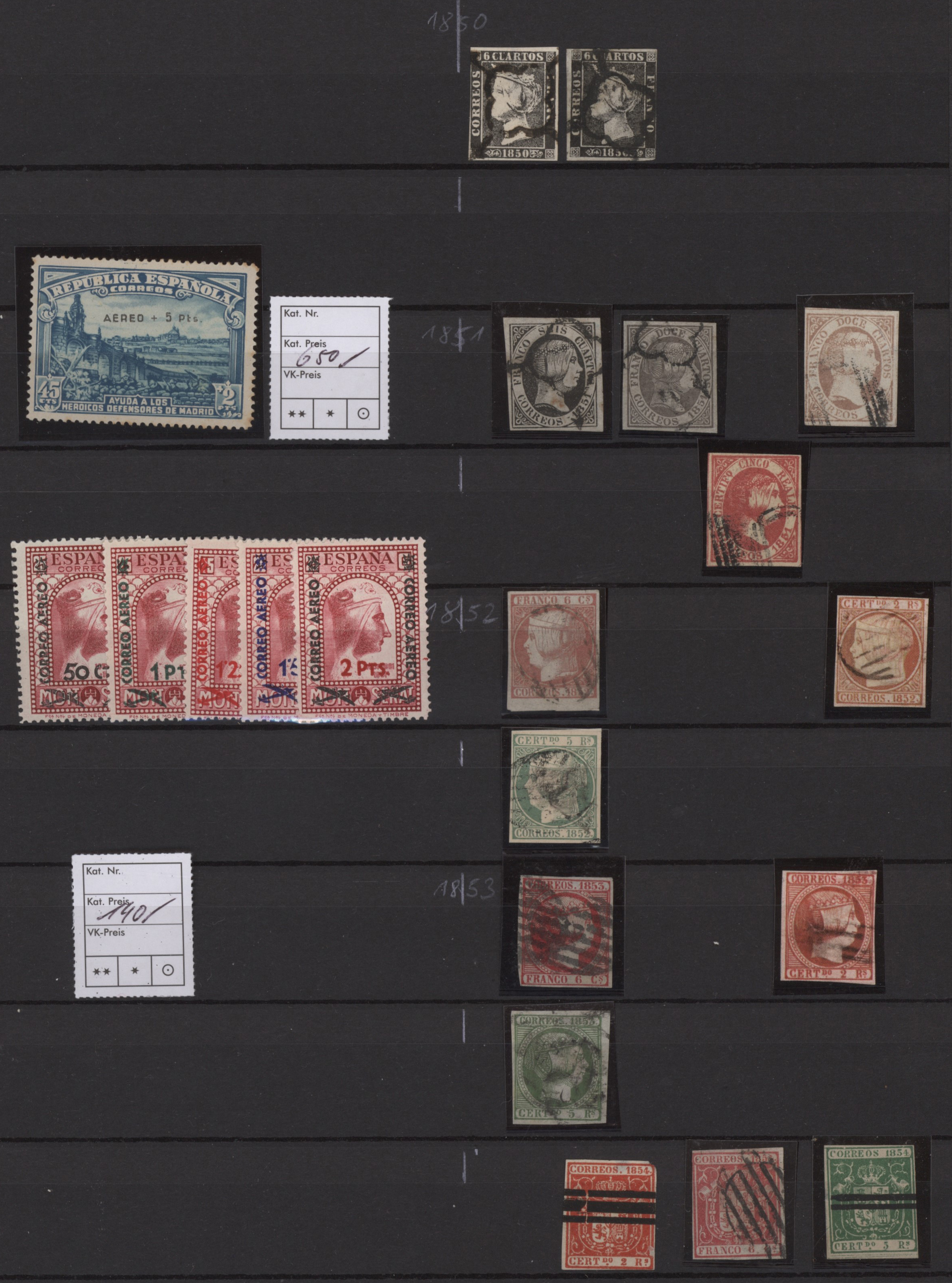 Lot 19744 - spanien  -  Auktionshaus Christoph Gärtner GmbH & Co. KG 50th Auction Anniversary Auction - Day 5