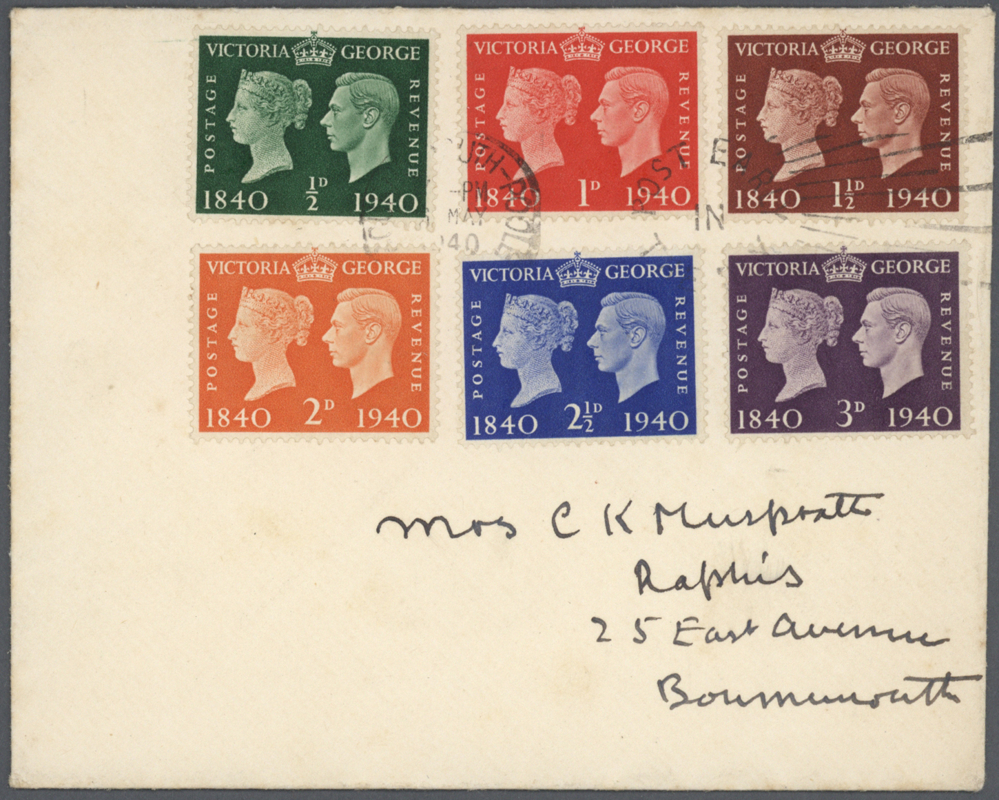 Lot 01822 - großbritannien  -  Auktionshaus Christoph Gärtner GmbH & Co. KG Special Auction 26.- 28. May 2020 Day 2 Collections Part 2