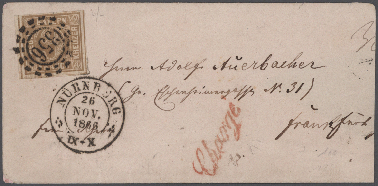 Lot 28129 - altdeutschland und deutsches reich  -  Auktionshaus Christoph Gärtner GmbH & Co. KG Sale #46 Gollcetions Germany - including the suplement