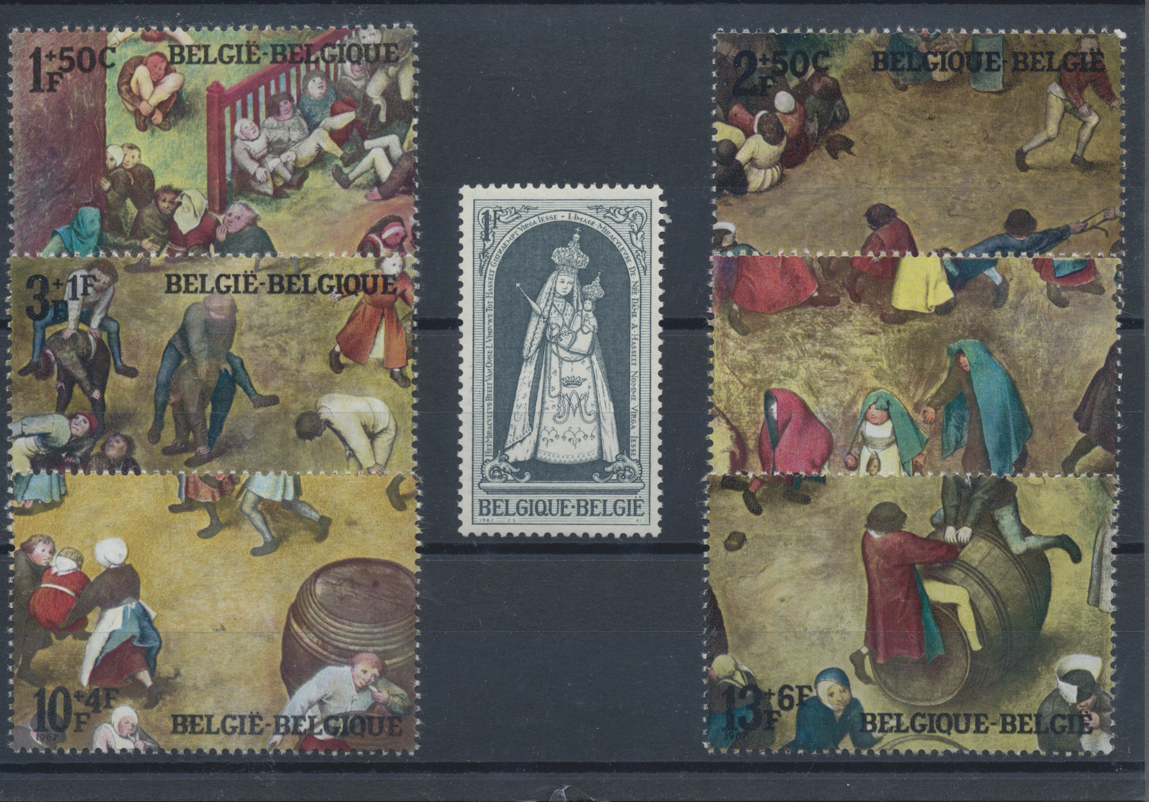 Lot 25498 - belgien  -  Auktionshaus Christoph Gärtner GmbH & Co. KG 50th Auction Anniversary Auction - Day 6