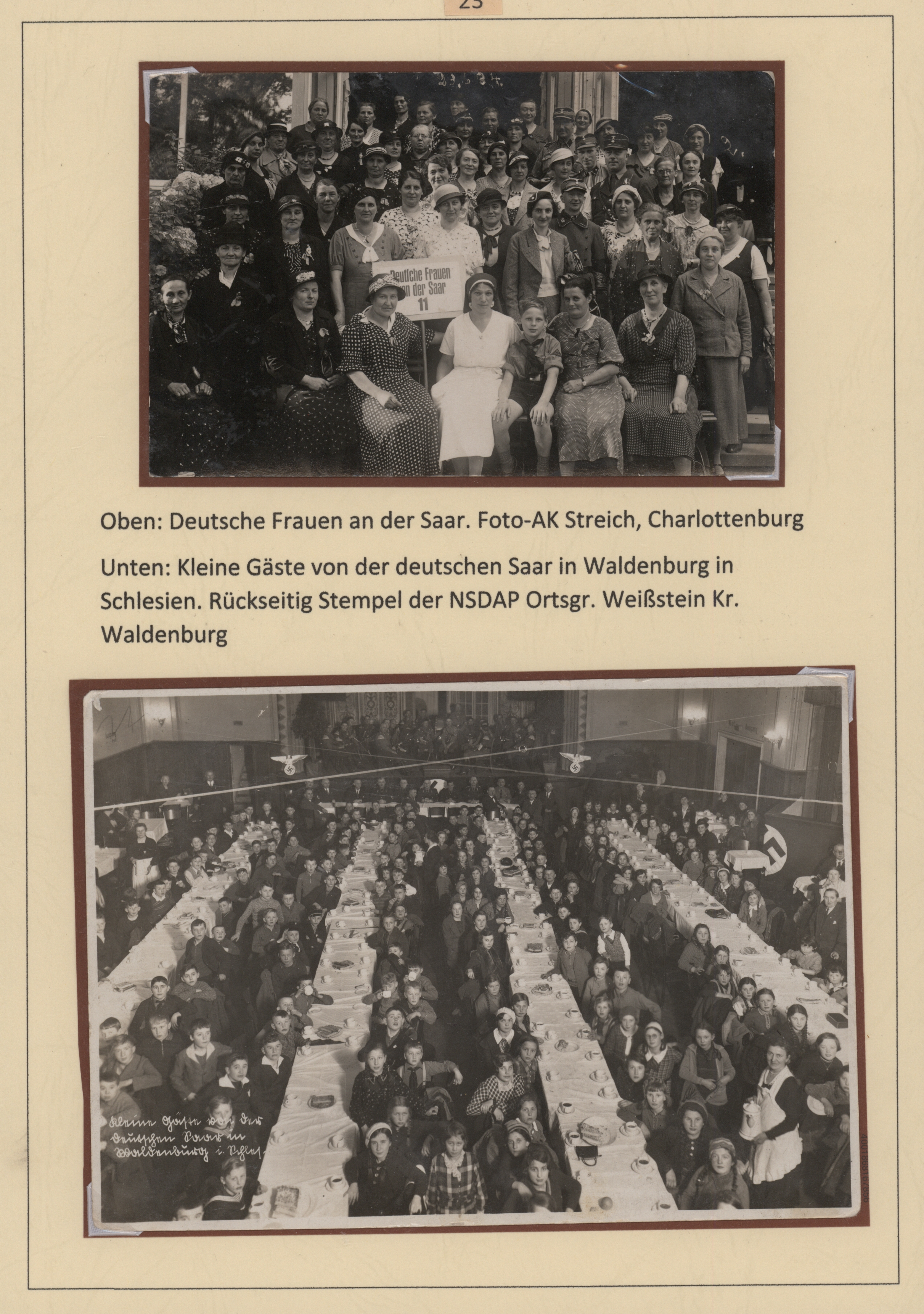 Lot 14756A - Deutsche Abstimmungsgebiete: Saargebiet  -  Auktionshaus Christoph Gärtner GmbH & Co. KG 51th Auction - Day 5