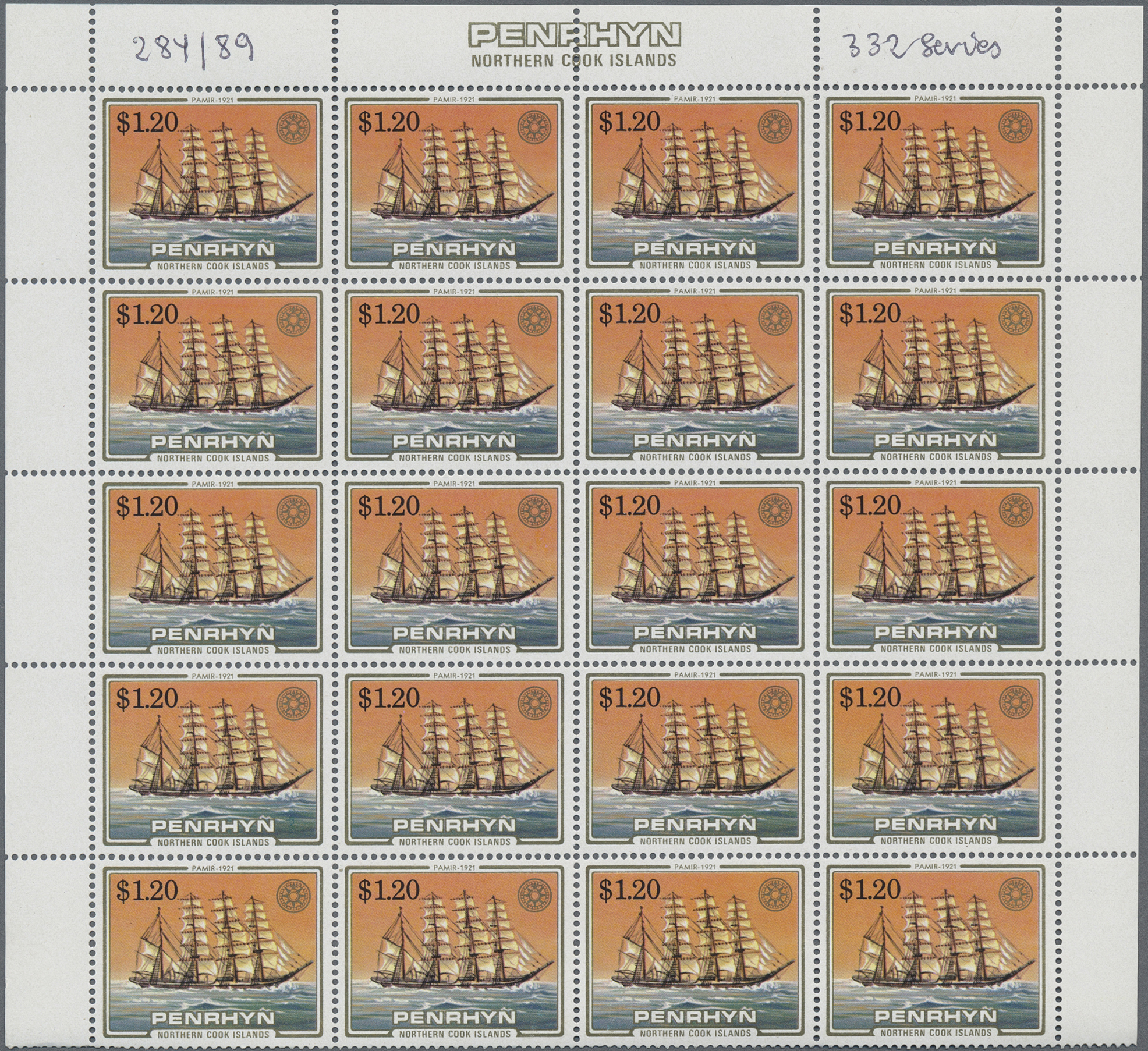Lot 29525 - penrhyn  -  Auktionshaus Christoph Gärtner GmbH & Co. KG Auction #40 Collections Germany, Wunderkartons