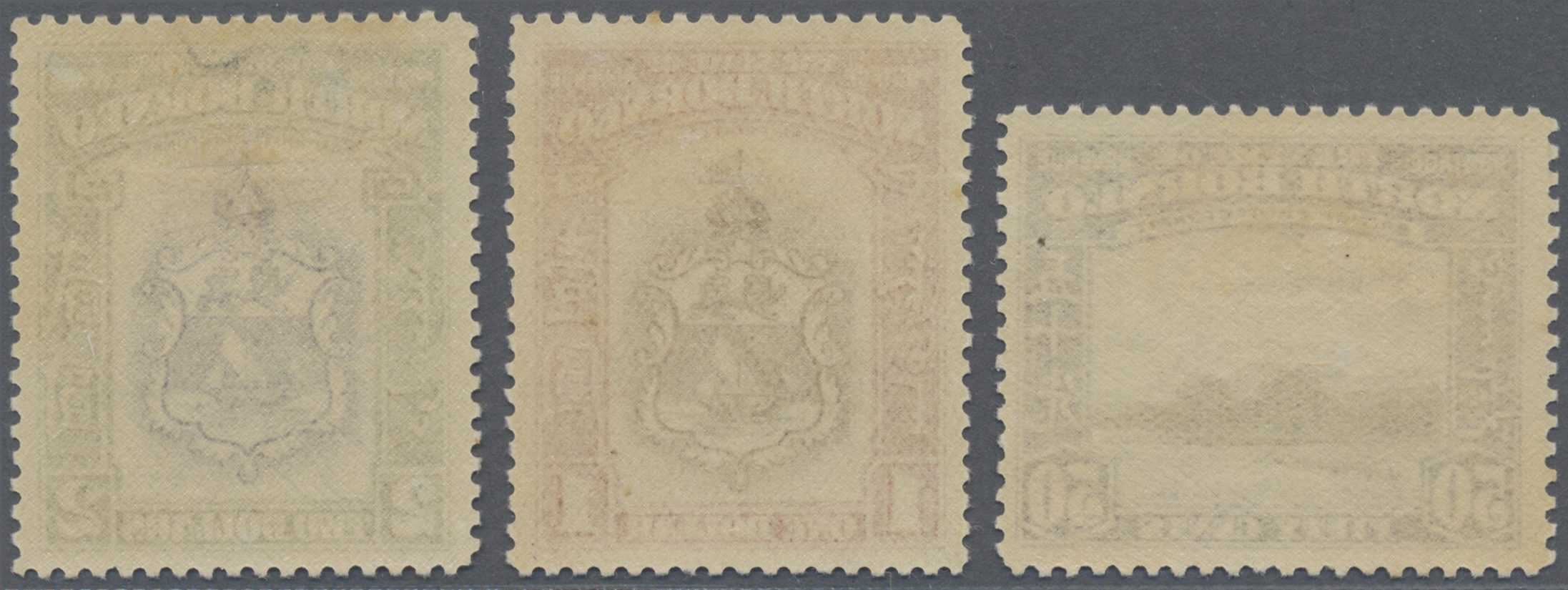Lot 06400 - nordborneo  -  Auktionshaus Christoph Gärtner GmbH & Co. KG Sale #49 Single lots Asia, Thematics, Oversea, Europe, Old German States, Third Reich, German Colonies and the Federal Republic of Germany
