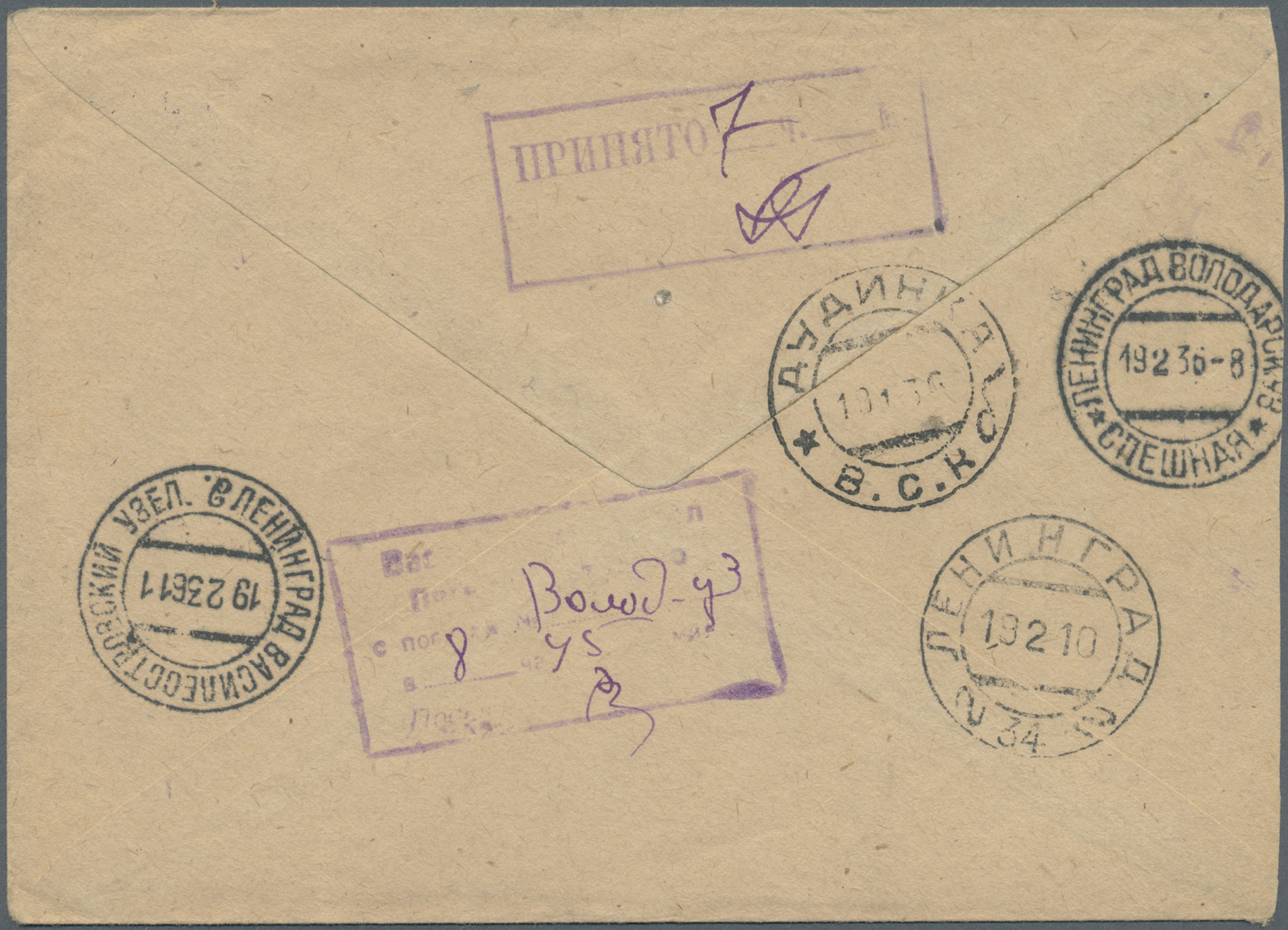 Lot 19060 - sowjetunion  -  Auktionshaus Christoph Gärtner GmbH & Co. KG Single lots Philately Overseas & Europe. Auction #39 Day 4