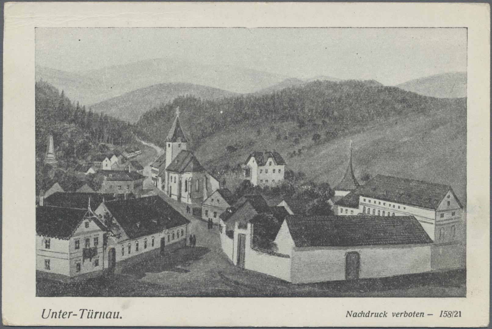 Lot 04142 - Ansichtskarten: Österreich  -  Auktionshaus Christoph Gärtner GmbH & Co. KG Sale #48 The Coins & The Picture Post Cards