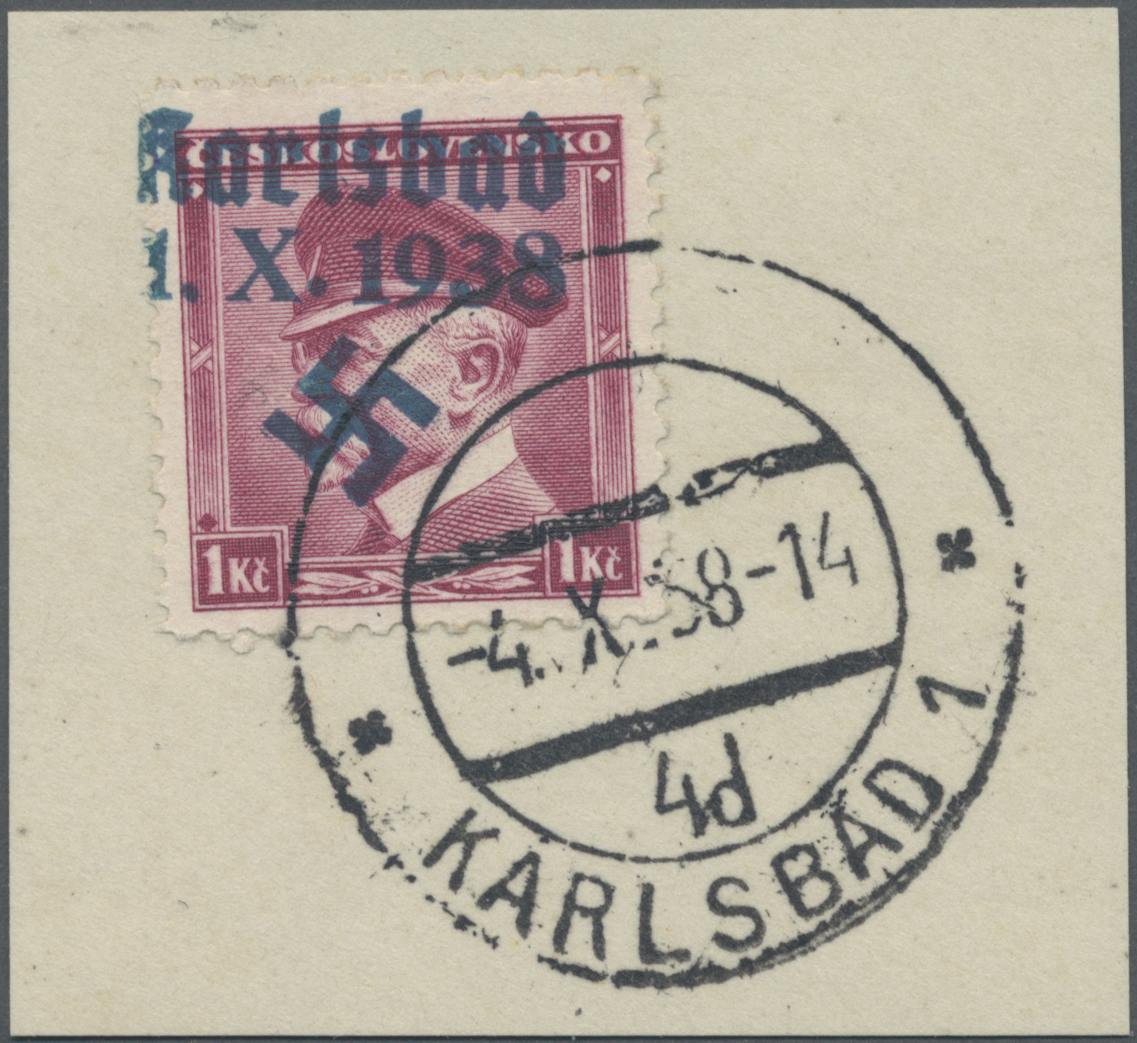 Lot 23242 - sudetenland - karlsbad  -  Auktionshaus Christoph Gärtner GmbH & Co. KG Sale #44 Germany, Picture Post cards