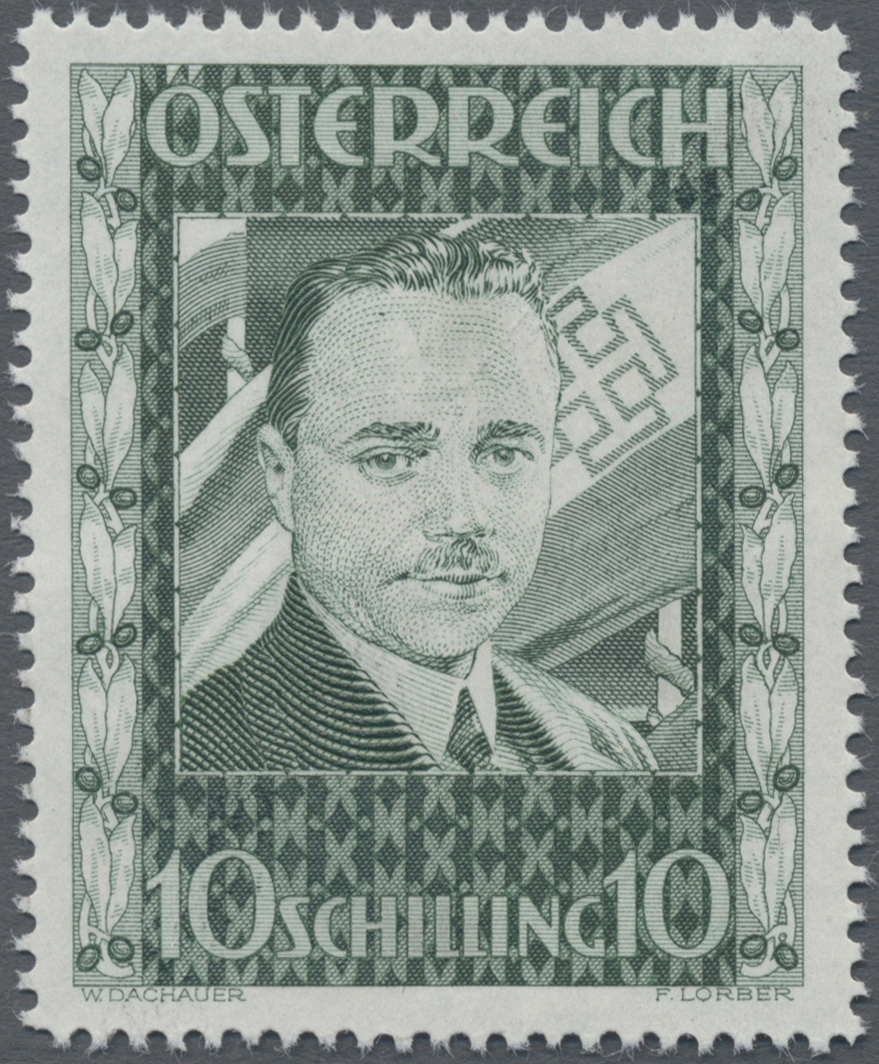 Lot 00018 - österreich  -  Auktionshaus Christoph Gärtner GmbH & Co. KG Intenational Rarities and contains lots from the collection of Peter Zgonc