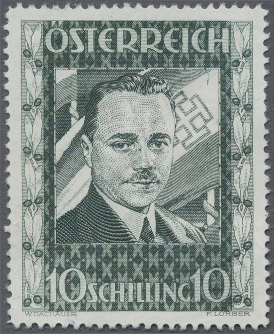 Lot 00020 - österreich  -  Auktionshaus Christoph Gärtner GmbH & Co. KG Intenational Rarities and contains lots from the collection of Peter Zgonc
