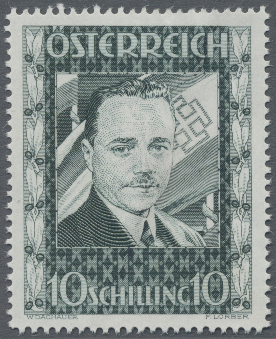 Lot 00021 - österreich  -  Auktionshaus Christoph Gärtner GmbH & Co. KG Intenational Rarities and contains lots from the collection of Peter Zgonc