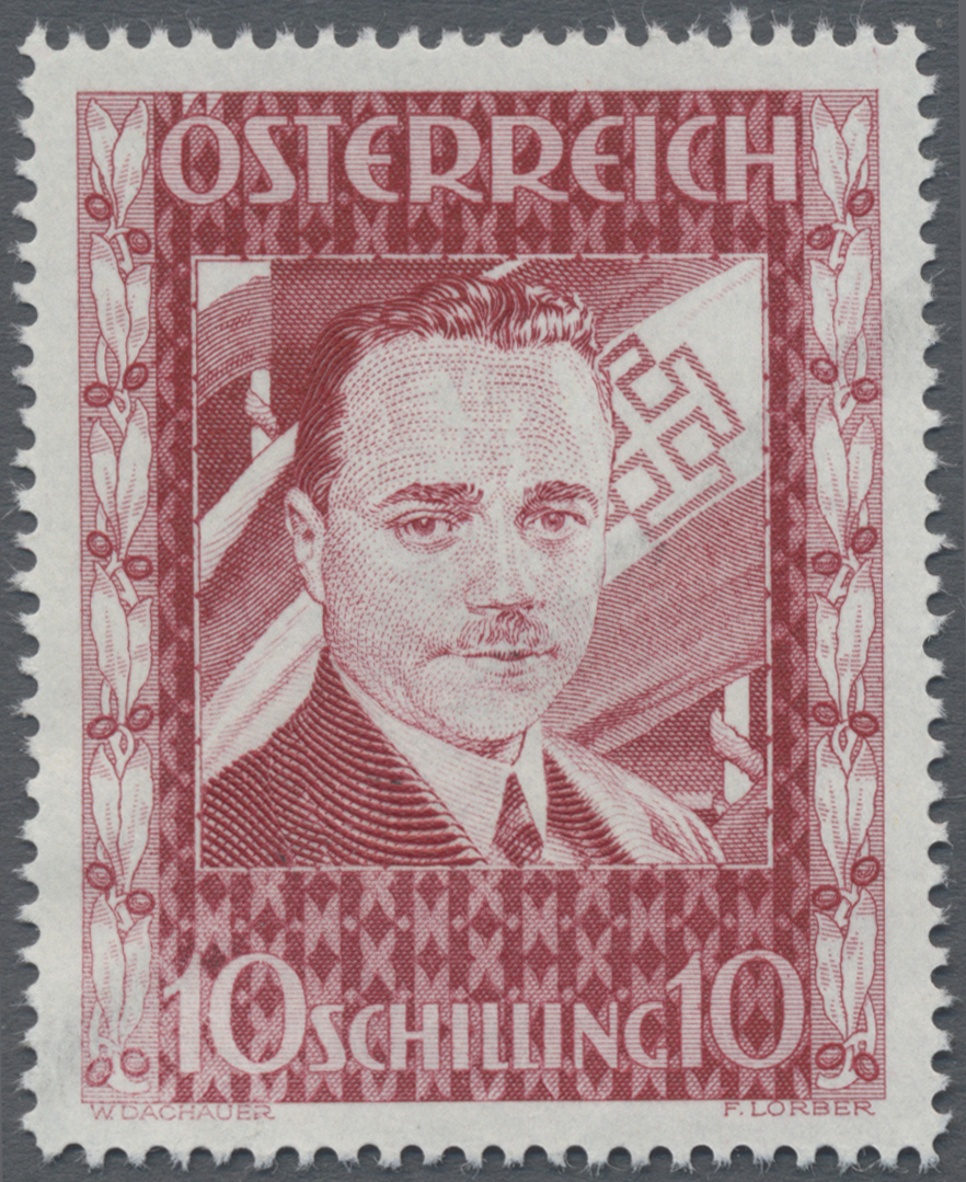 Lot 00024 - österreich  -  Auktionshaus Christoph Gärtner GmbH & Co. KG Intenational Rarities and contains lots from the collection of Peter Zgonc