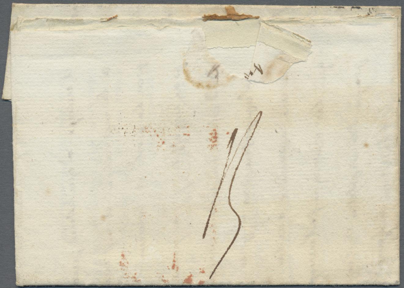 Lot 04124 - Frankreich - Vorphila | Markenlose Briefe  -  Auktionshaus Christoph Gärtner GmbH & Co. KG 51th Auction - Day 2
