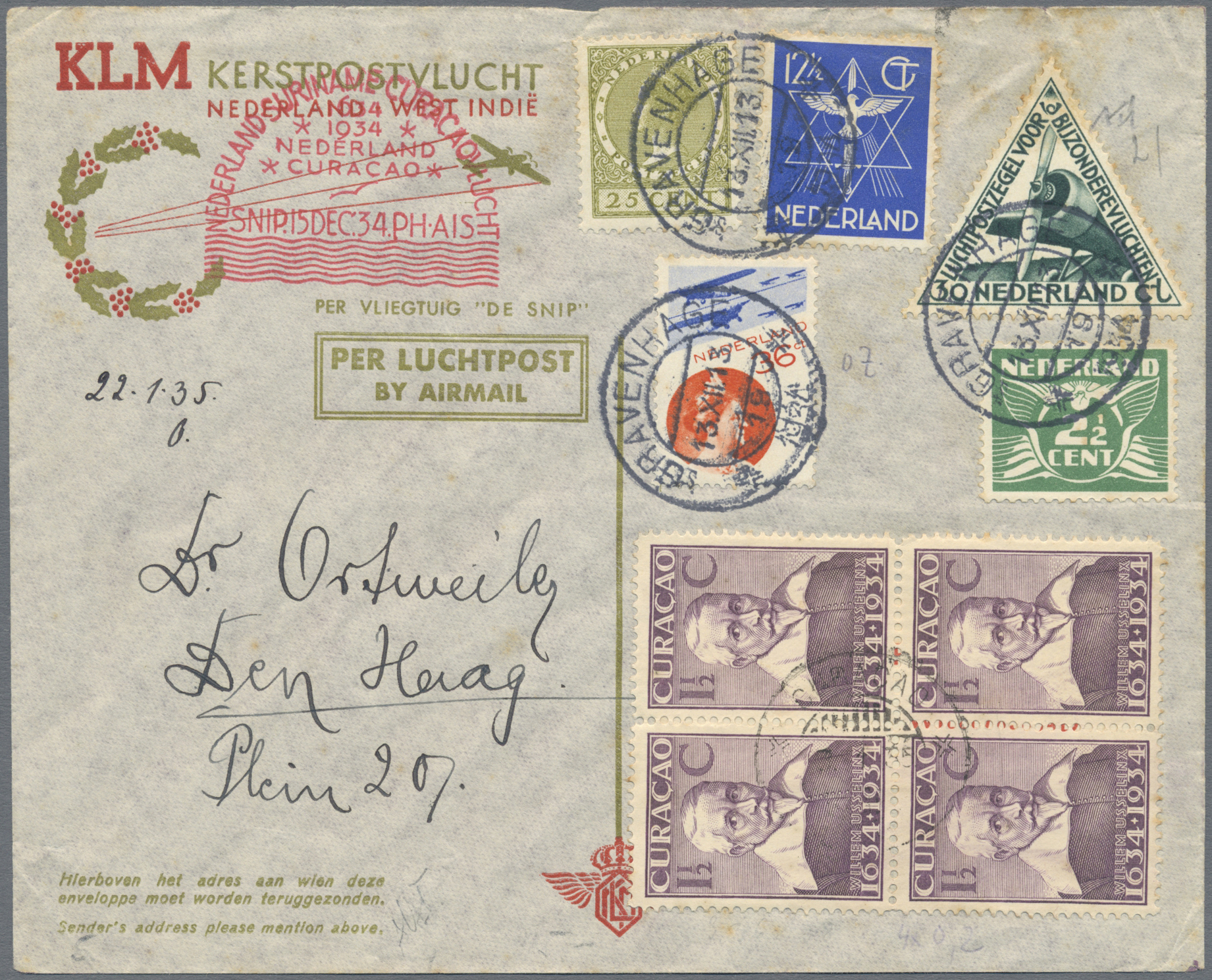 Lot 15002 - übersee  -  Auktionshaus Christoph Gärtner GmbH & Co. KG Sale #48 collections Overseas  Airmail / Ship mail & Thematics