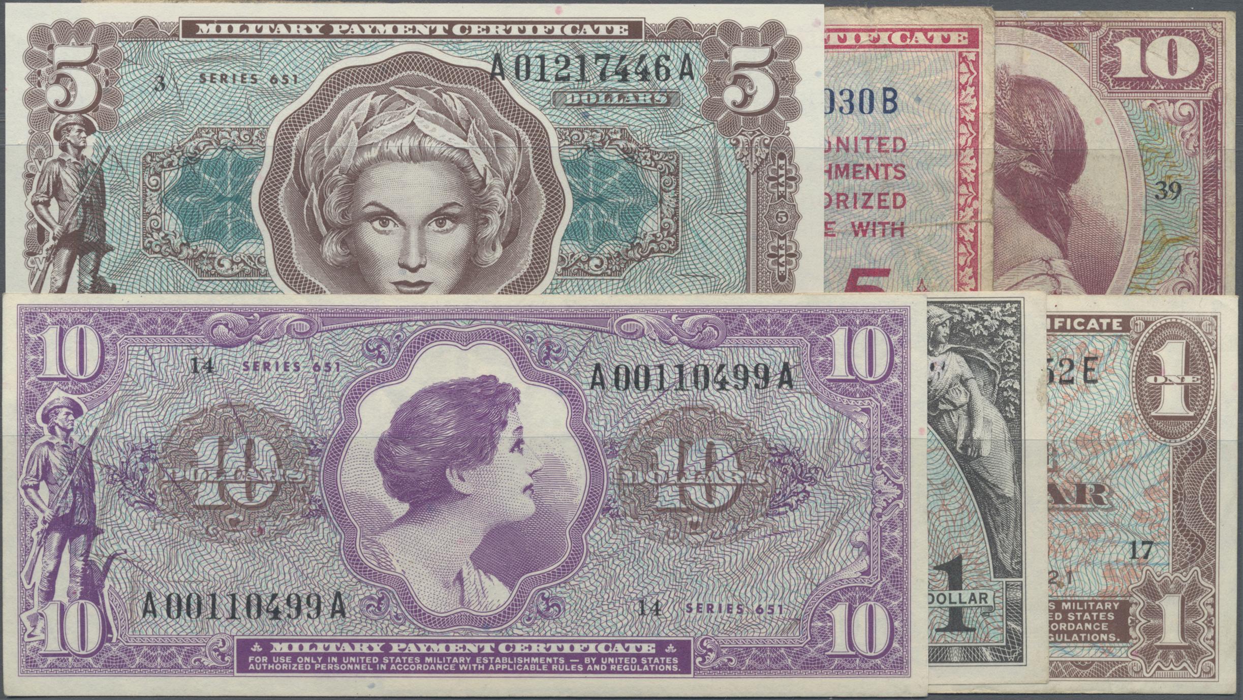 Lot 02833 - United States of America | Banknoten  -  Auktionshaus Christoph Gärtner GmbH & Co. KG Sale #45 Banknotes Worldwide