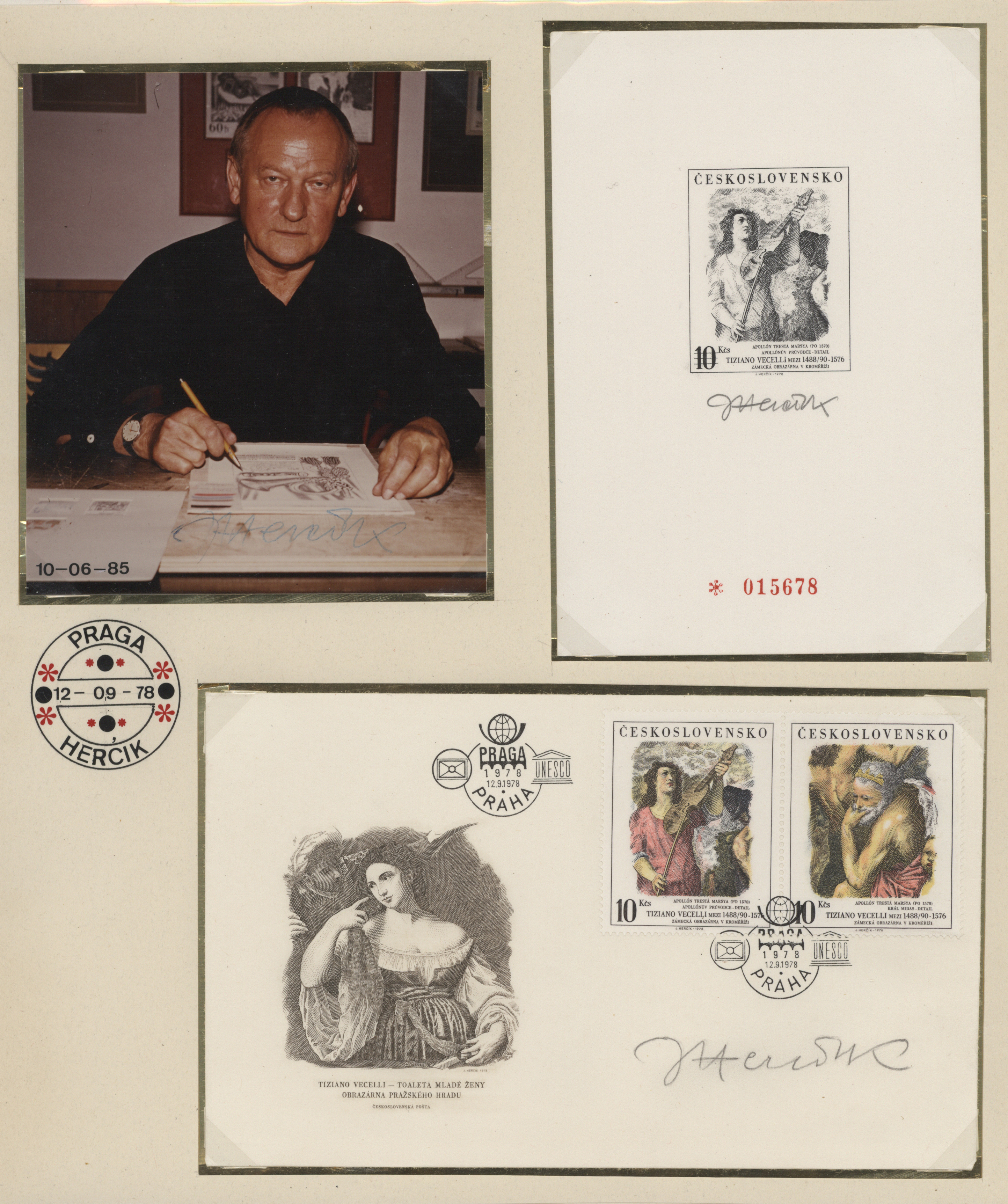 Lot 34923 - Tschechoslowakei - Besonderheiten  -  Auktionshaus Christoph Gärtner GmbH & Co. KG Collections Germany,  Collections Supplement, Surprise boxes #39 Day 7