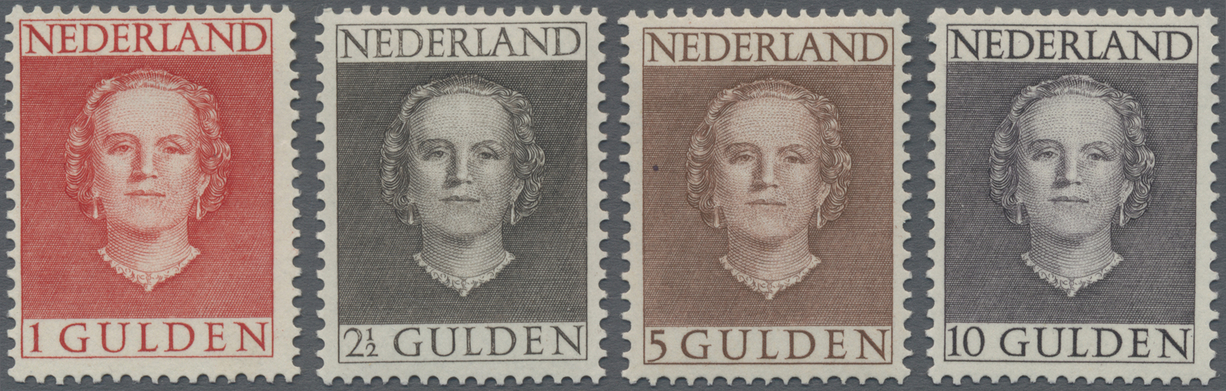 Lot 14431 - niederlande  -  Auktionshaus Christoph Gärtner GmbH & Co. KG Sale #47 Single lots: Asia, Thematics, Overseas, Europe