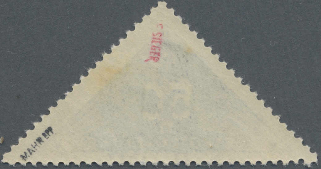 Lot 11660 - Sudetenland - Reichenberg  -  Auktionshaus Christoph Gärtner GmbH & Co. KG Sale #48 The Single Lots Philatelie
