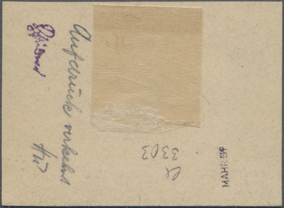 Lot 166 - Sudetenland - Reichenberg  -  Auktionshaus Christoph Gärtner GmbH & Co. KG Auction #41 Special auction part one