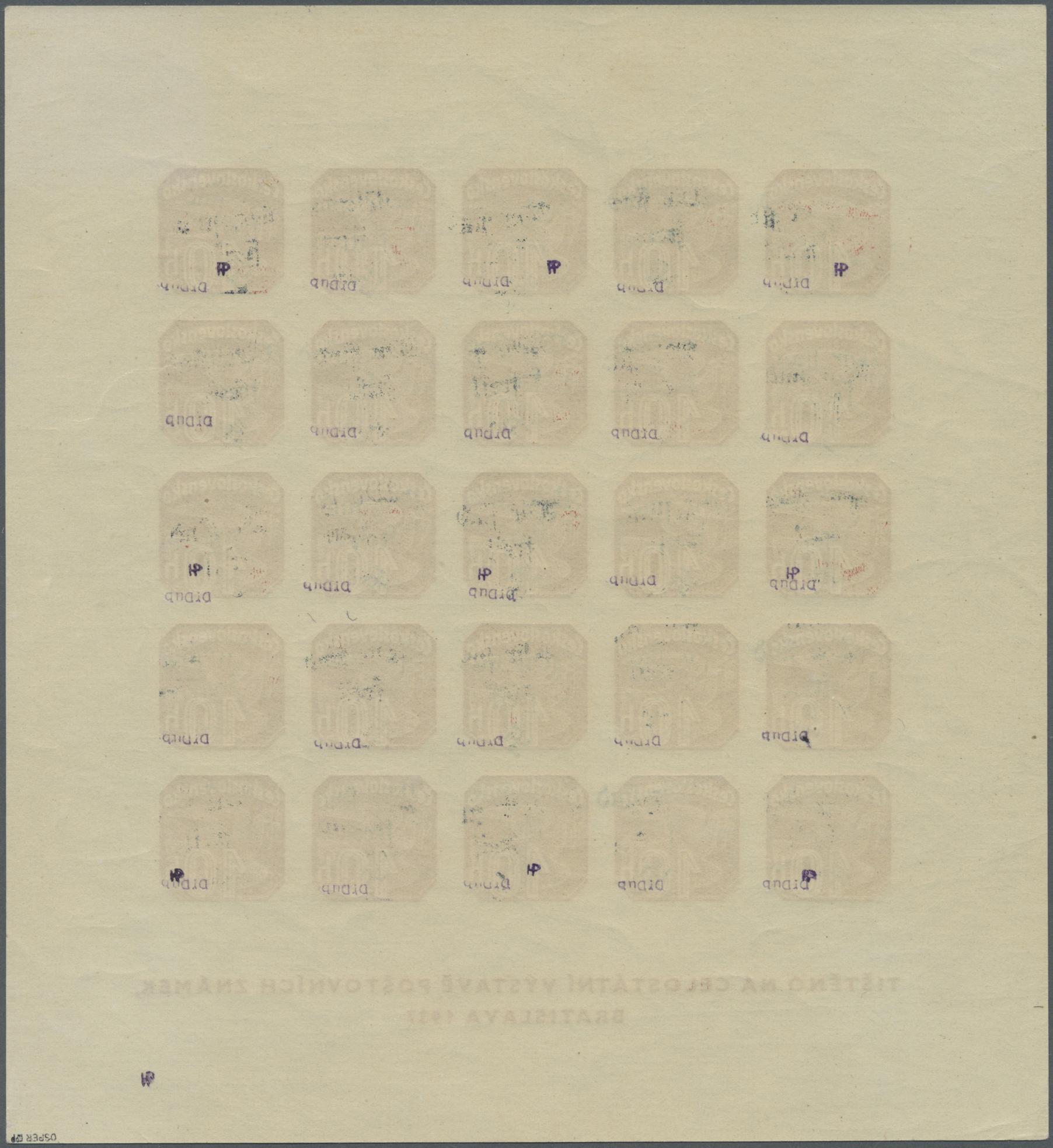 Lot 167 - Sudetenland - Reichenberg  -  Auktionshaus Christoph Gärtner GmbH & Co. KG Auction #41 Special auction part one
