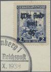 S 229 Gest. Kenntnisreich == Dr Drittes Reich Zdr Mi Kat 22€ ==
