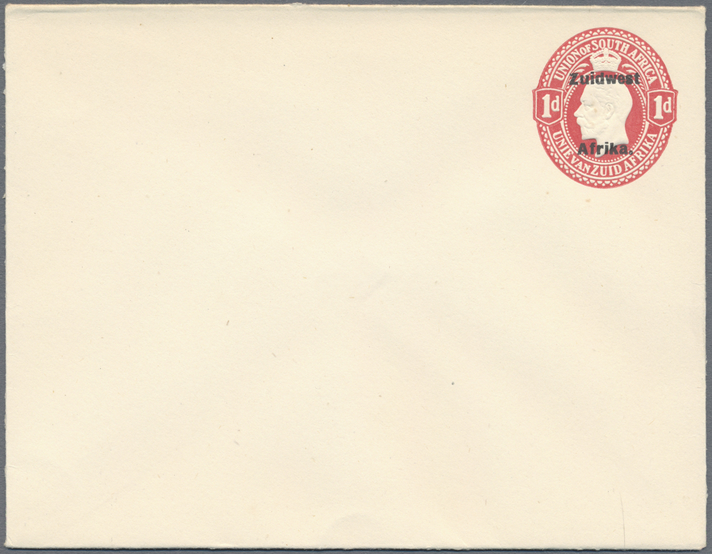 Lot 14558 - südwestafrika - ganzsachen  -  Auktionshaus Christoph Gärtner GmbH & Co. KG Sale #48 collections Overseas  Airmail / Ship mail & Thematics