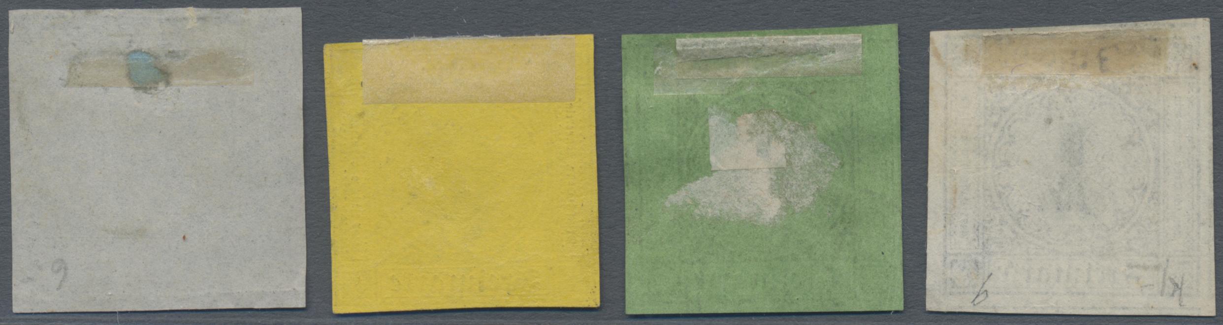 Lot 05007 - Baden - Marken und Briefe  -  Auktionshaus Christoph Gärtner GmbH & Co. KG 51th Auction - Day 3