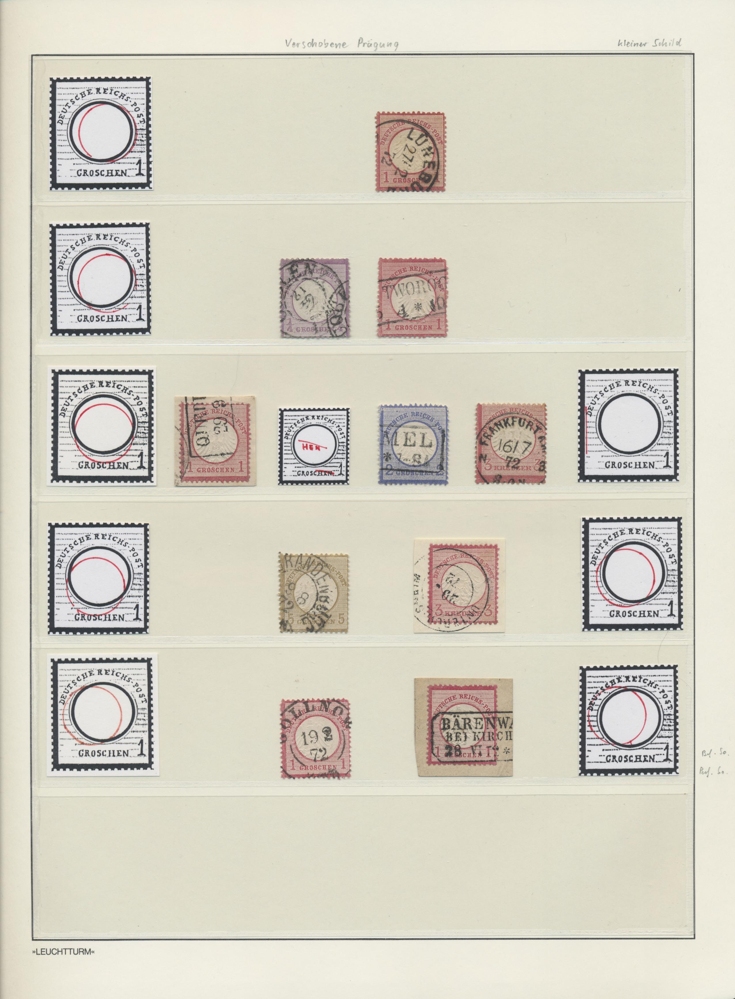 Lot 36567 - Deutsches Reich - Brustschild  -  Auktionshaus Christoph Gärtner GmbH & Co. KG Sale #44 Collections Germany