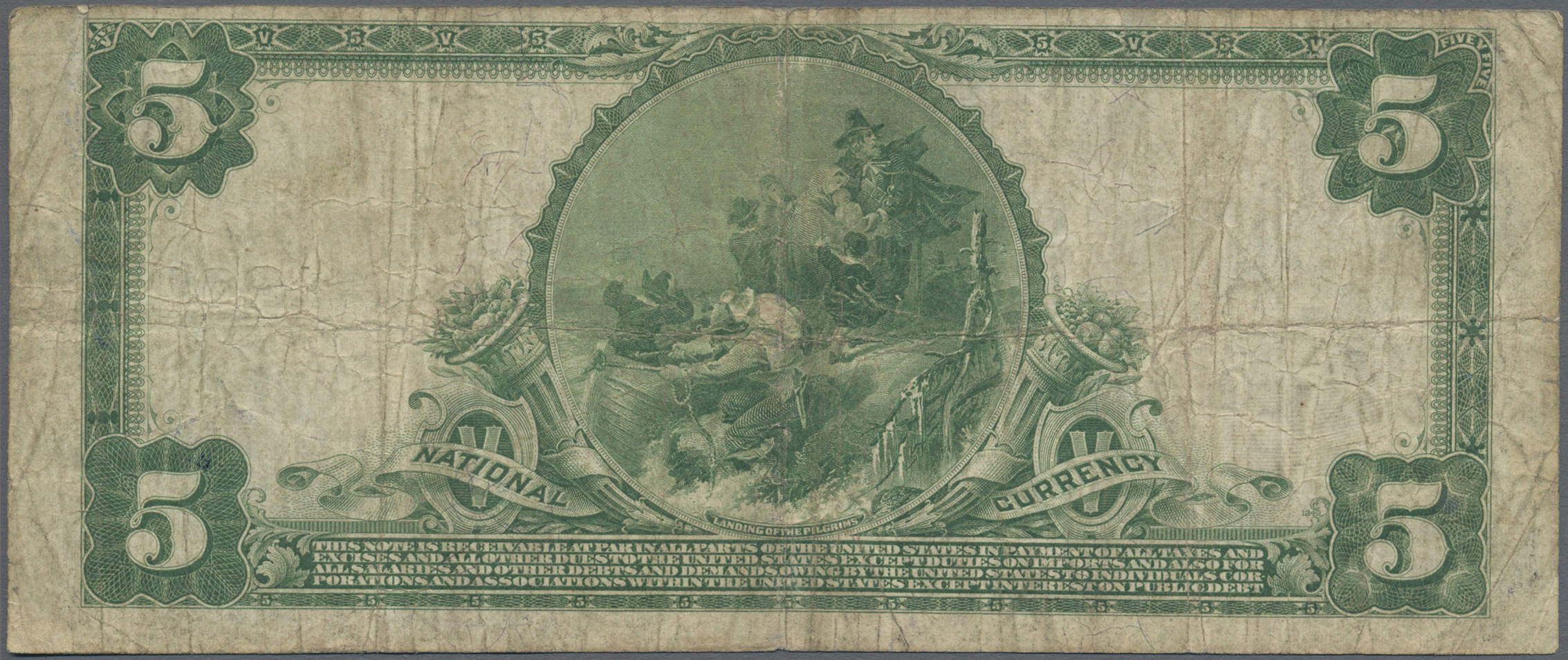 Lot 00910 - United States of America | Banknoten  -  Auktionshaus Christoph Gärtner GmbH & Co. KG Sale #48 The Banknotes