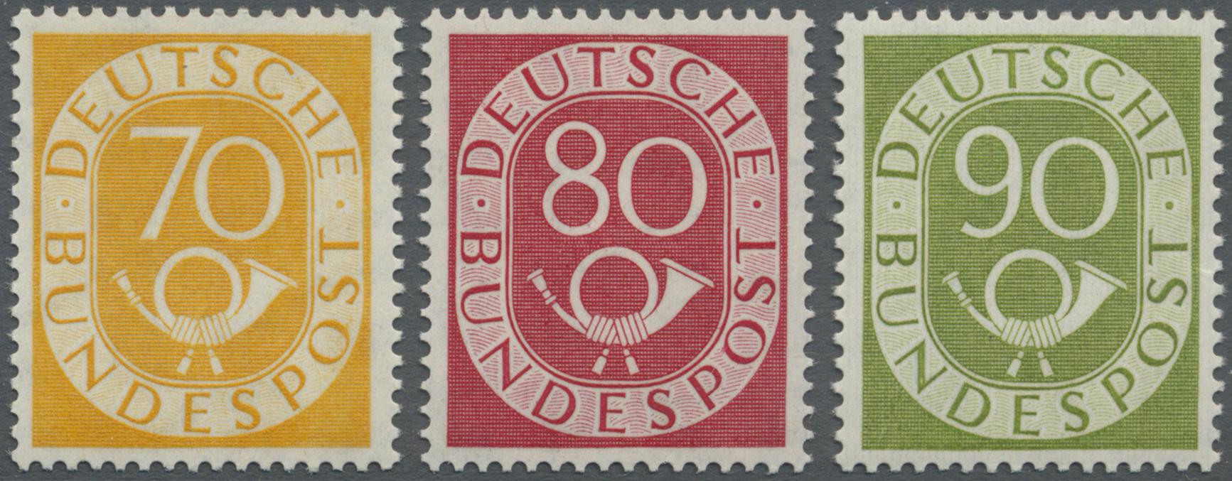 Lot 38374 - bundesrepublik deutschland  -  Auktionshaus Christoph Gärtner GmbH & Co. KG Collections Germany,  Collections Supplement, Surprise boxes #39 Day 7