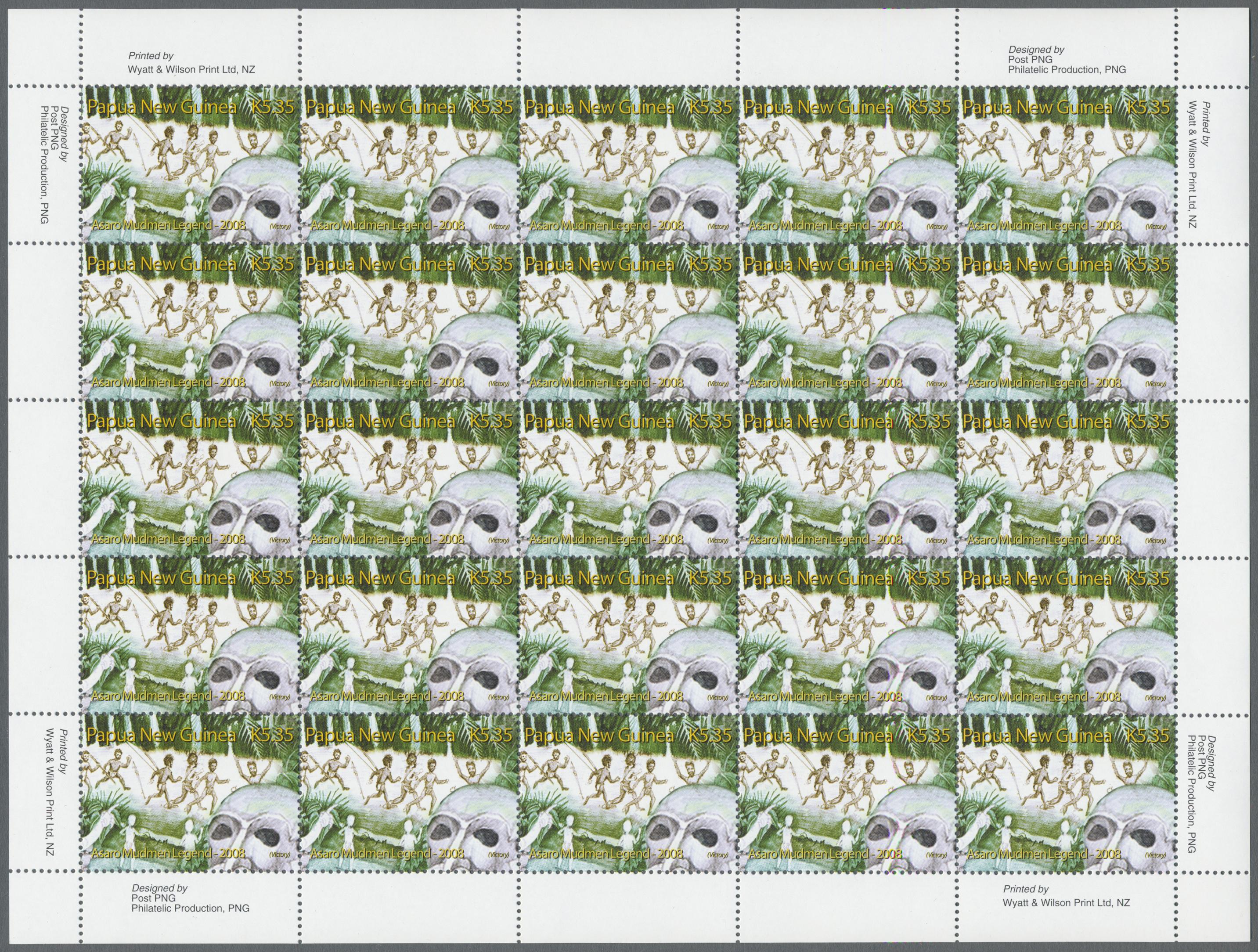 Äquatorialguinea 038 Guinea Diverse Marken Briefmarken