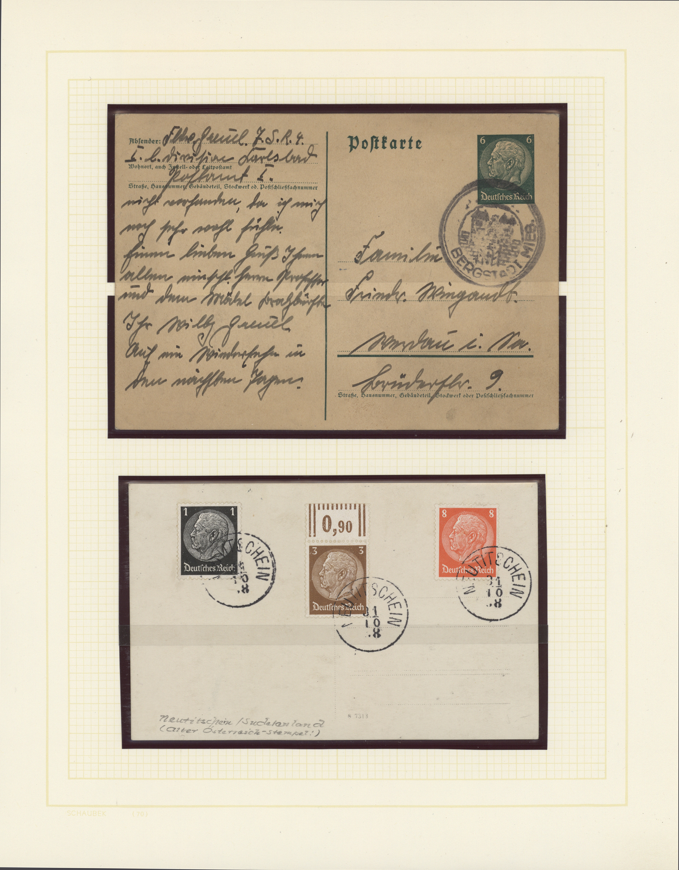 Lot 35037 - deutsche besetzung ii. wk  -  Auktionshaus Christoph Gärtner GmbH & Co. KG Collections Germany,  Collections Supplement, Surprise boxes #39 Day 7