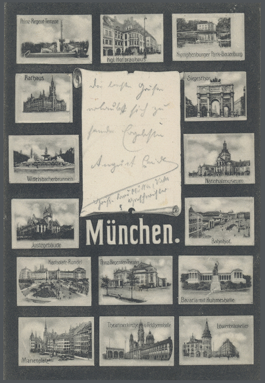 Lot 04402 - Ansichtskarten: Bayern  -  Auktionshaus Christoph Gärtner GmbH & Co. KG Special auction