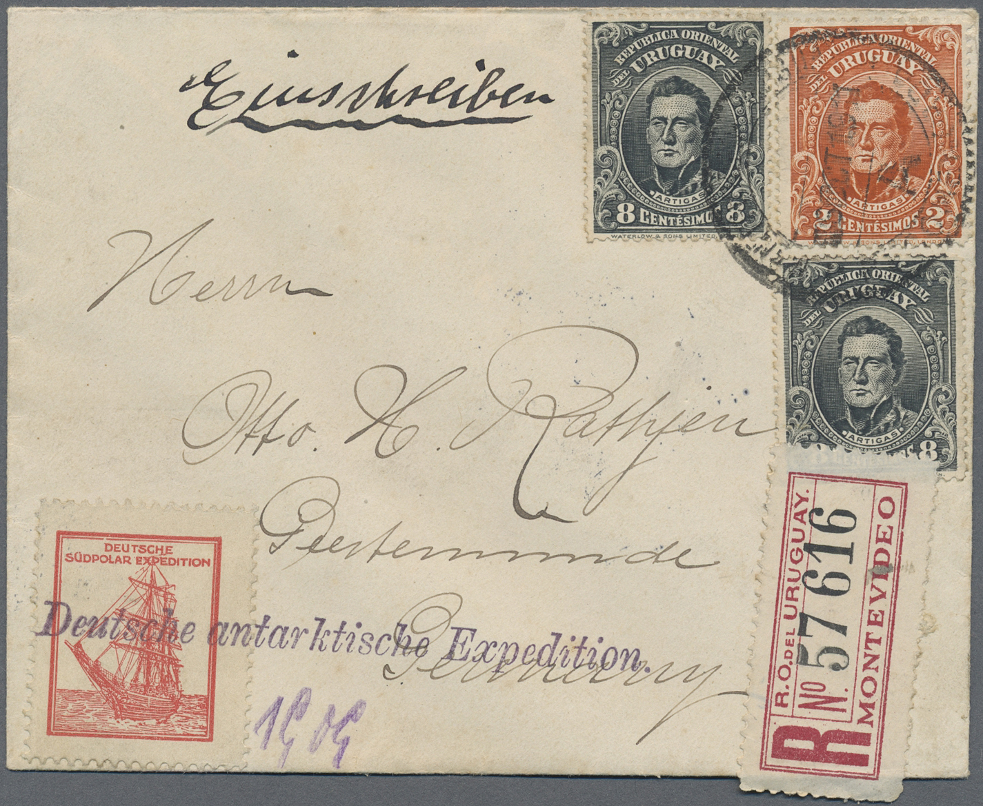 Lot 34400 - nachlässe  -  Auktionshaus Christoph Gärtner GmbH & Co. KG Collections Germany,  Collections Supplement, Surprise boxes #39 Day 7