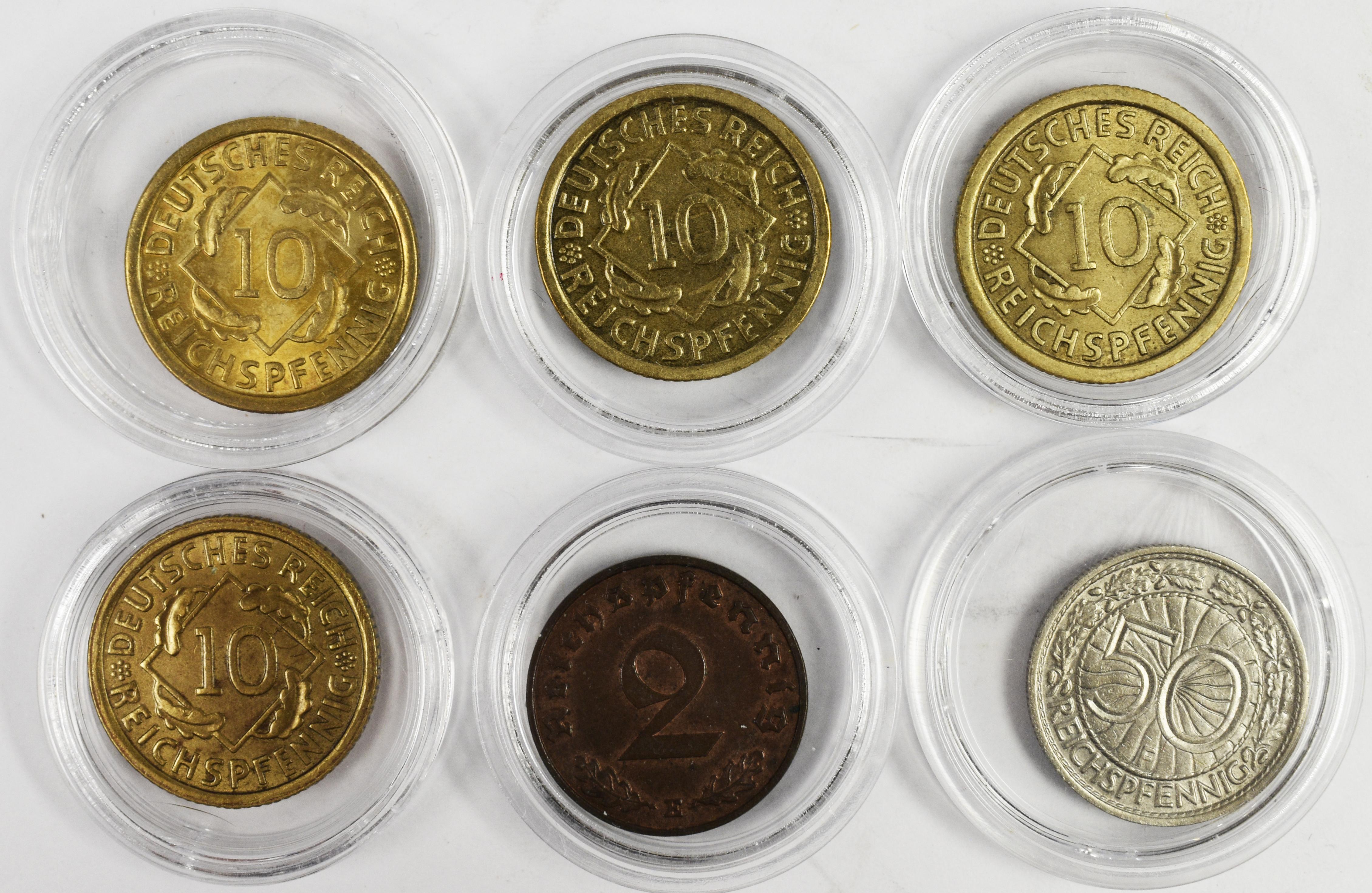Lot 05165 - Weimarer Republik | Münzen  -  Auktionshaus Christoph Gärtner GmbH & Co. KG Sale #45 Banknotes Germany/Numismatics