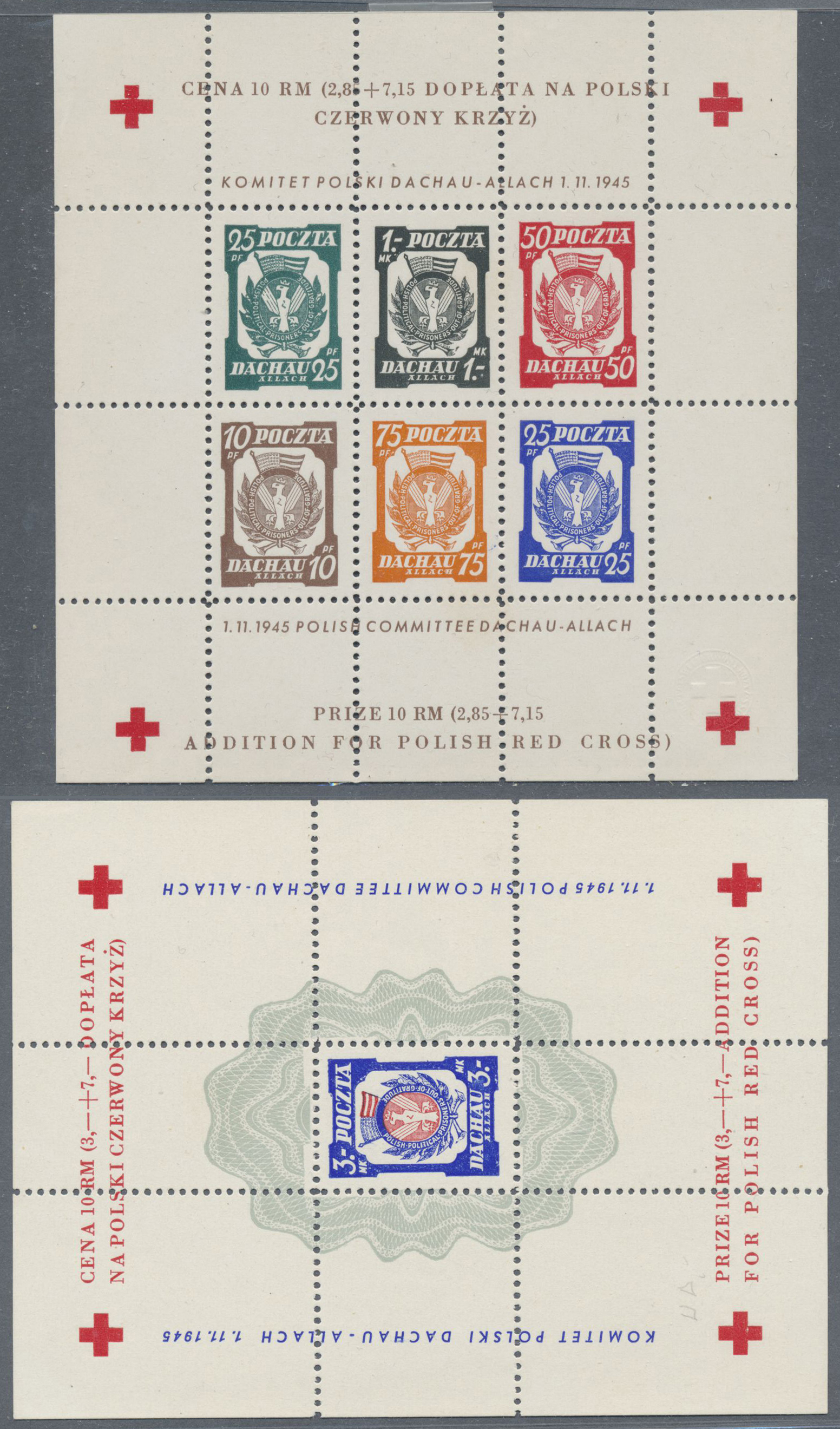 Lot 34848 - polen  -  Auktionshaus Christoph Gärtner GmbH & Co. KG Collections Germany,  Collections Supplement, Surprise boxes #39 Day 7