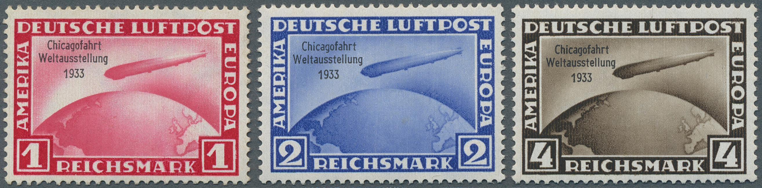 Lot 36693 - Deutsches Reich - 3. Reich  -  Auktionshaus Christoph Gärtner GmbH & Co. KG Sale #44 Collections Germany