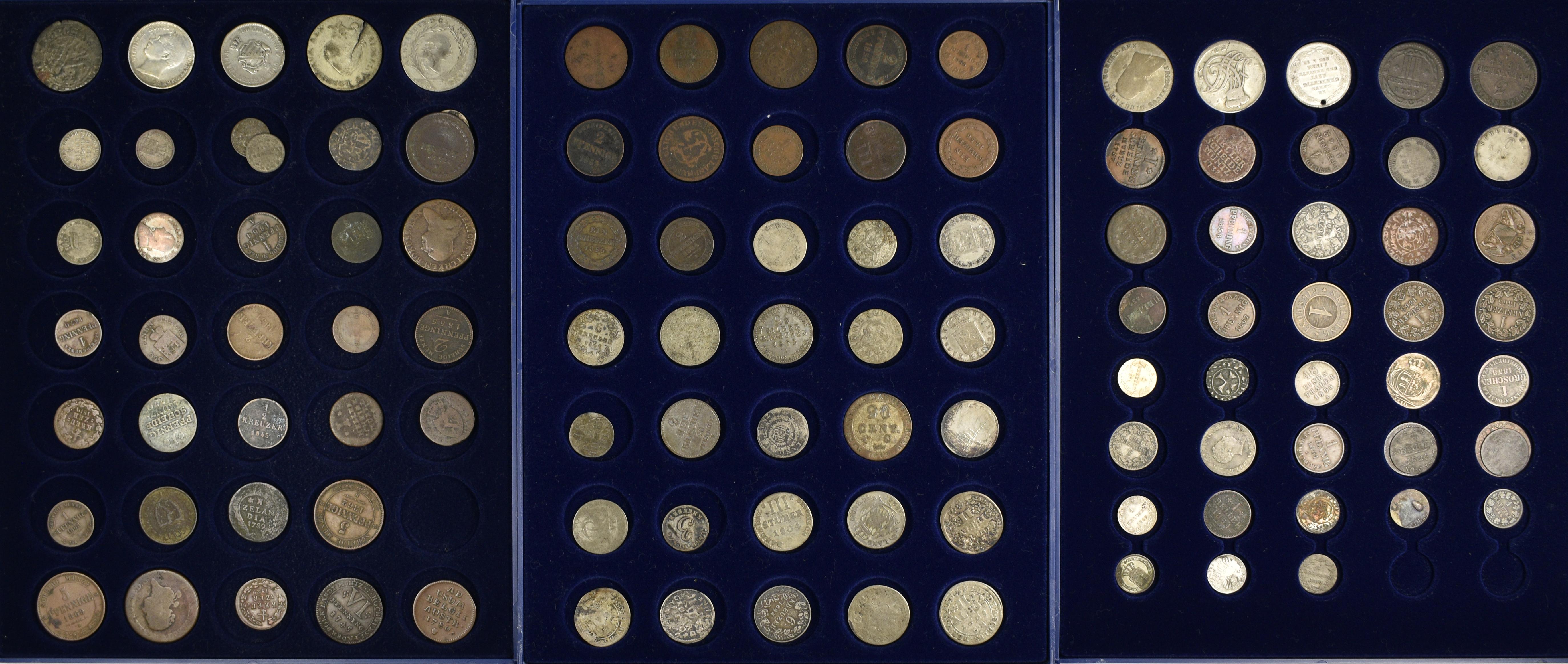Lot 05130 - Altdeutschland und RDR bis 1800 | Münzen  -  Auktionshaus Christoph Gärtner GmbH & Co. KG Sale #45 Banknotes Germany/Numismatics