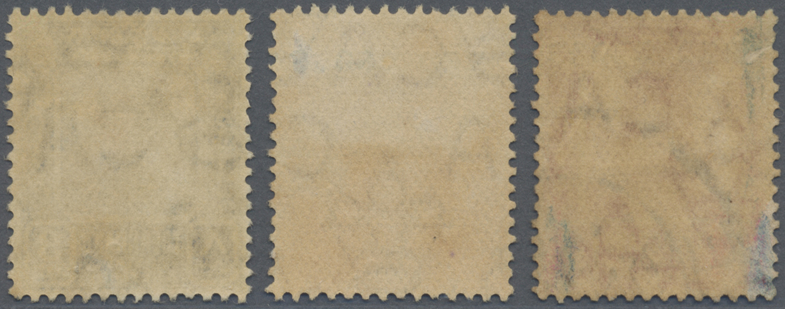 Lot 10098 - Malaiische Staaten - Trengganu  -  Auktionshaus Christoph Gärtner GmbH & Co. KG Philately: ASIA single lots including Special Catalog Malaya Auction #39 Day 3
