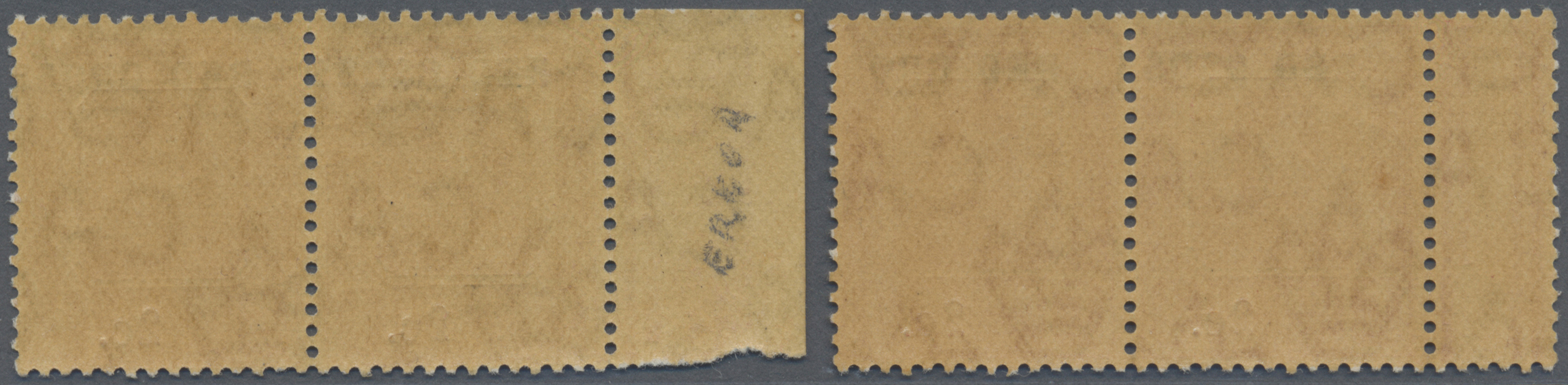 Lot 10096 - Malaiische Staaten - Trengganu  -  Auktionshaus Christoph Gärtner GmbH & Co. KG Philately: ASIA single lots including Special Catalog Malaya Auction #39 Day 3