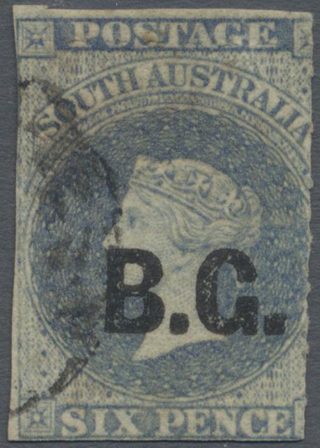 Lot 03155 - Südaustralien - Dienstmarken Departmente  -  Auktionshaus Christoph Gärtner GmbH & Co. KG Sale #49 Special catalogue Australia, USA – Wells Fargo