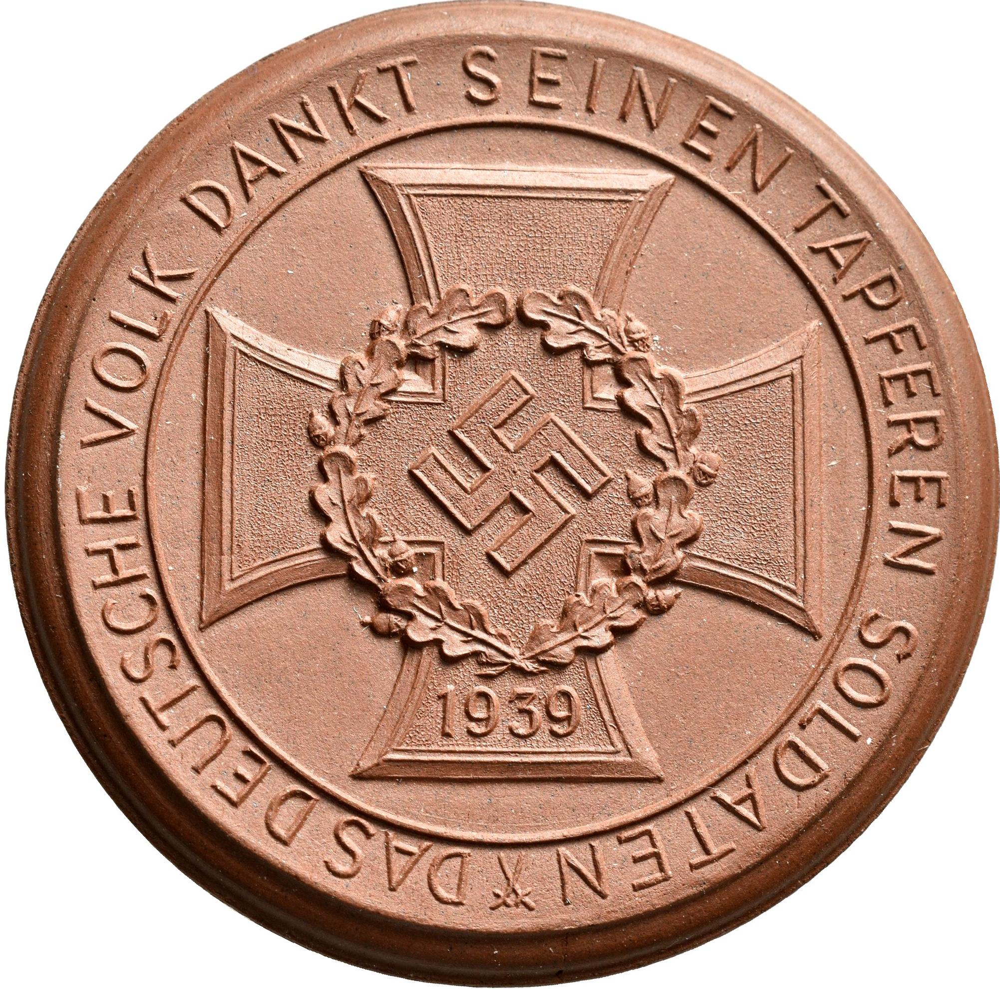 Lot 02384 - Medaillen Deutschland | Münzen  -  Auktionshaus Christoph Gärtner GmbH & Co. KG Sale #48 The Coins & The Picture Post Cards