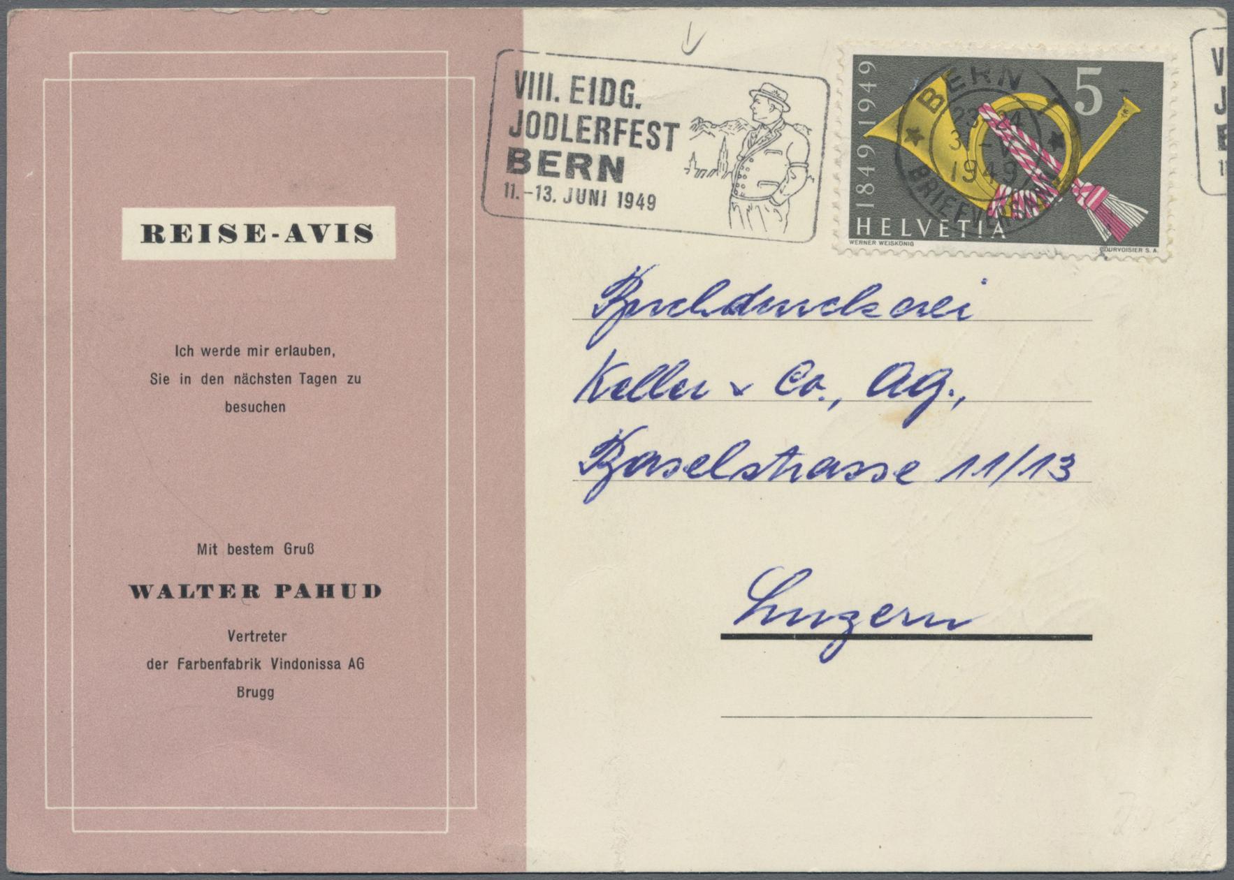 Lot 19822 - nachlässe  -  Auktionshaus Christoph Gärtner GmbH & Co. KG Sale #48 Estates, supplement Germany before & after 1945