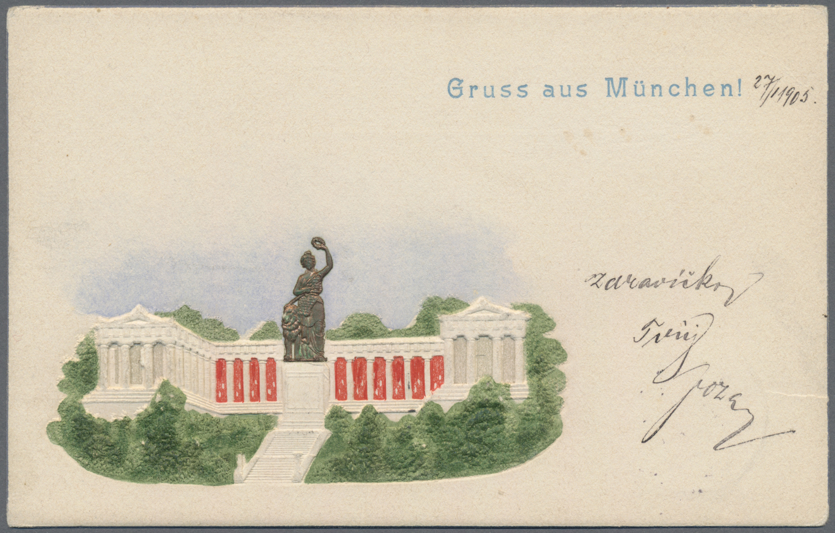 Lot 04449 - Ansichtskarten: Bayern  -  Auktionshaus Christoph Gärtner GmbH & Co. KG Sale #48 The Coins & The Picture Post Cards