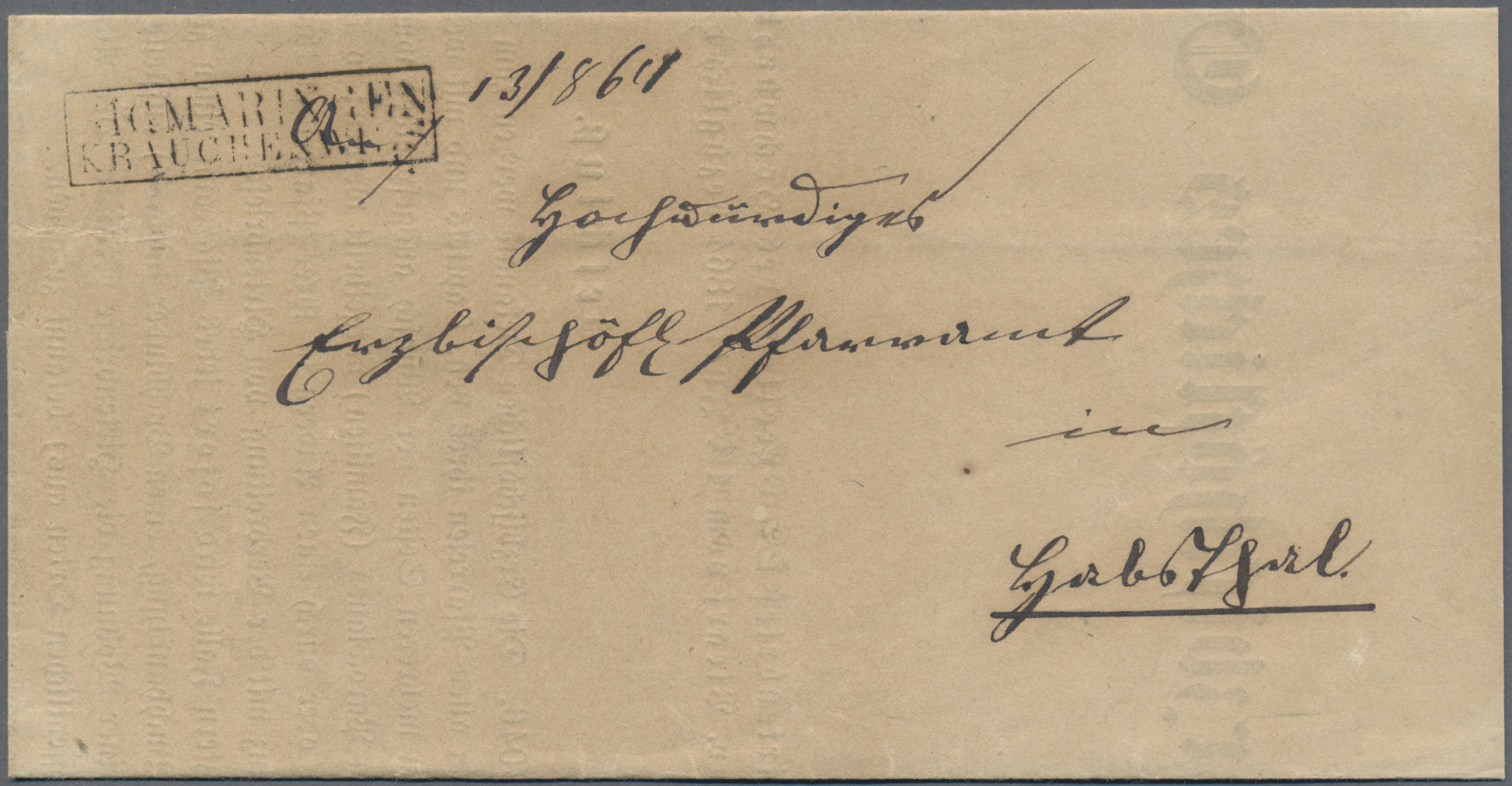 Lot 28036 - deutschland  -  Auktionshaus Christoph Gärtner GmbH & Co. KG Sale #46 Gollcetions Germany - including the suplement