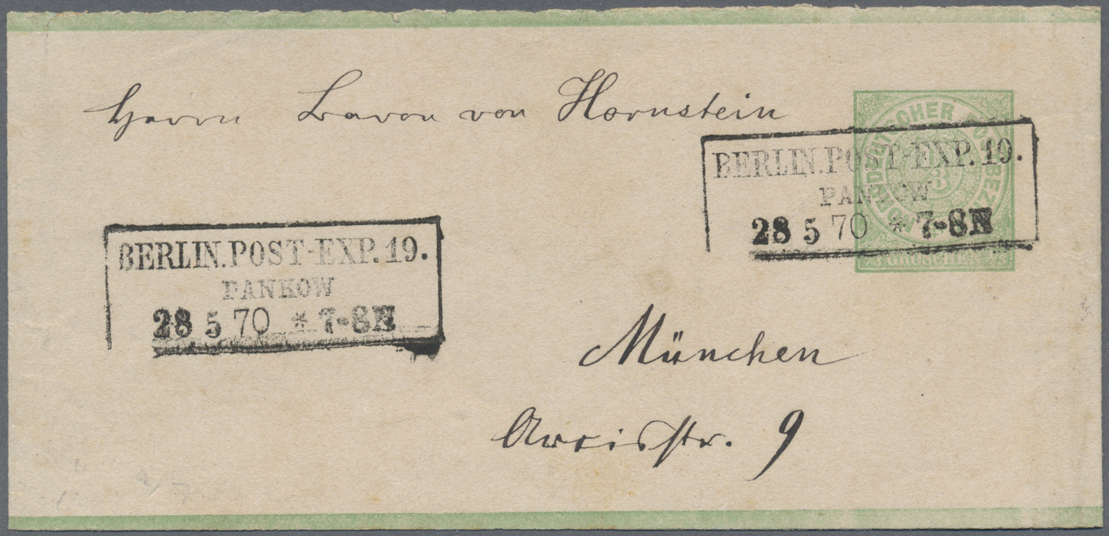 Lot 36008 - deutschland  -  Auktionshaus Christoph Gärtner GmbH & Co. KG Collections Germany,  Collections Supplement, Surprise boxes #39 Day 7