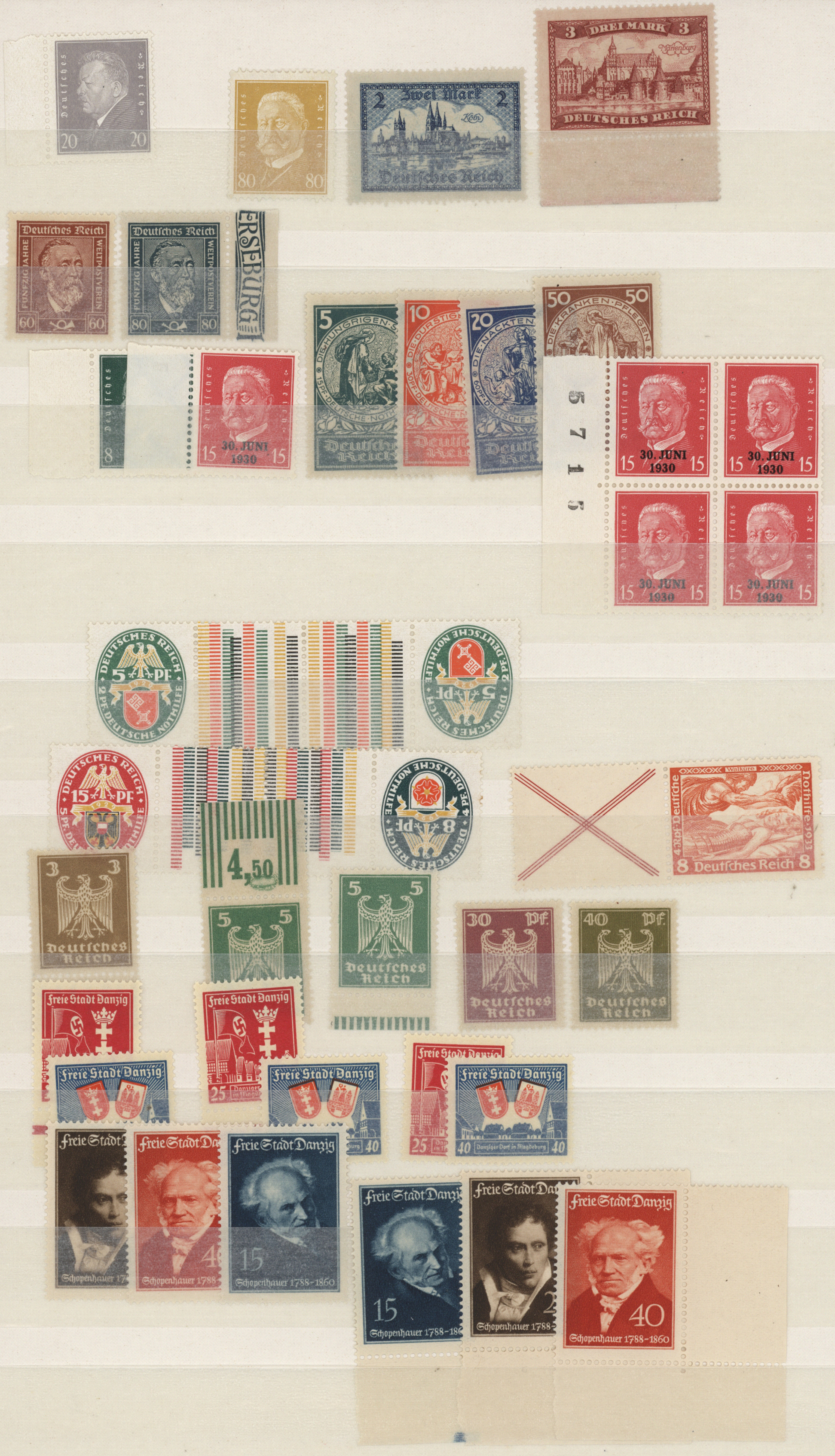 Lot 36856 - Deutsches Reich - 3. Reich  -  Auktionshaus Christoph Gärtner GmbH & Co. KG Collections Germany,  Collections Supplement, Surprise boxes #39 Day 7